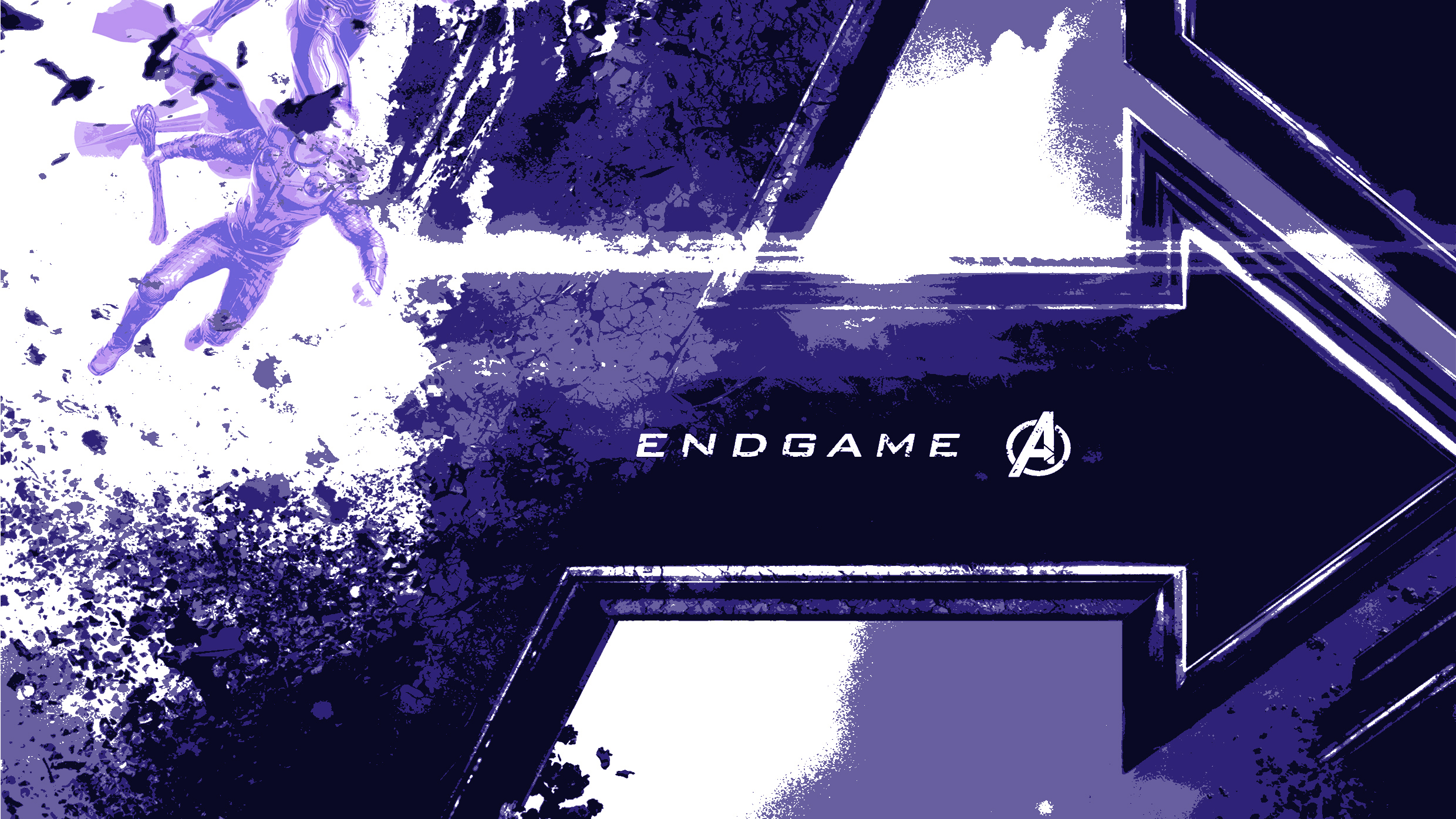 Avengers end game logo hd movies 4k wallpapers images - Avengers a logo 4k ...