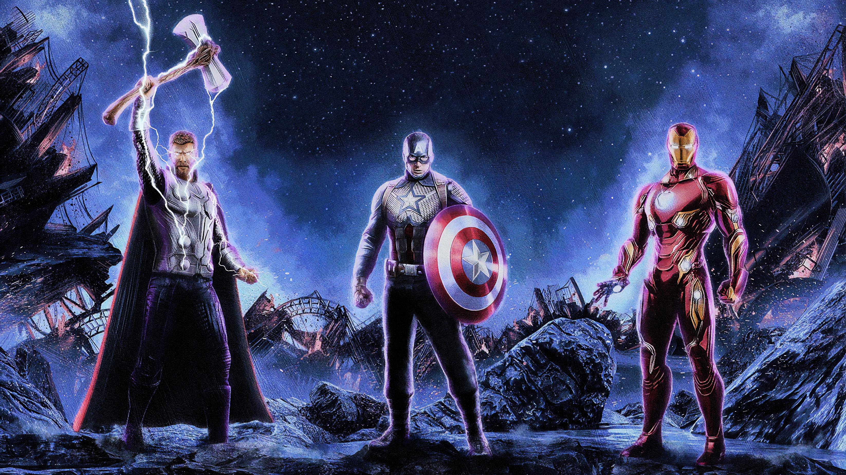 7000+ Wallpaper Avengers Endgame  Gratis