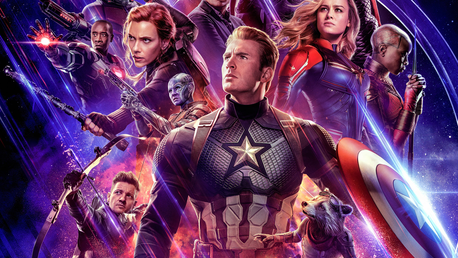 Movie Poster 2019: 2932x2932 Avengers Endgame 2019 Official New Poster Ipad