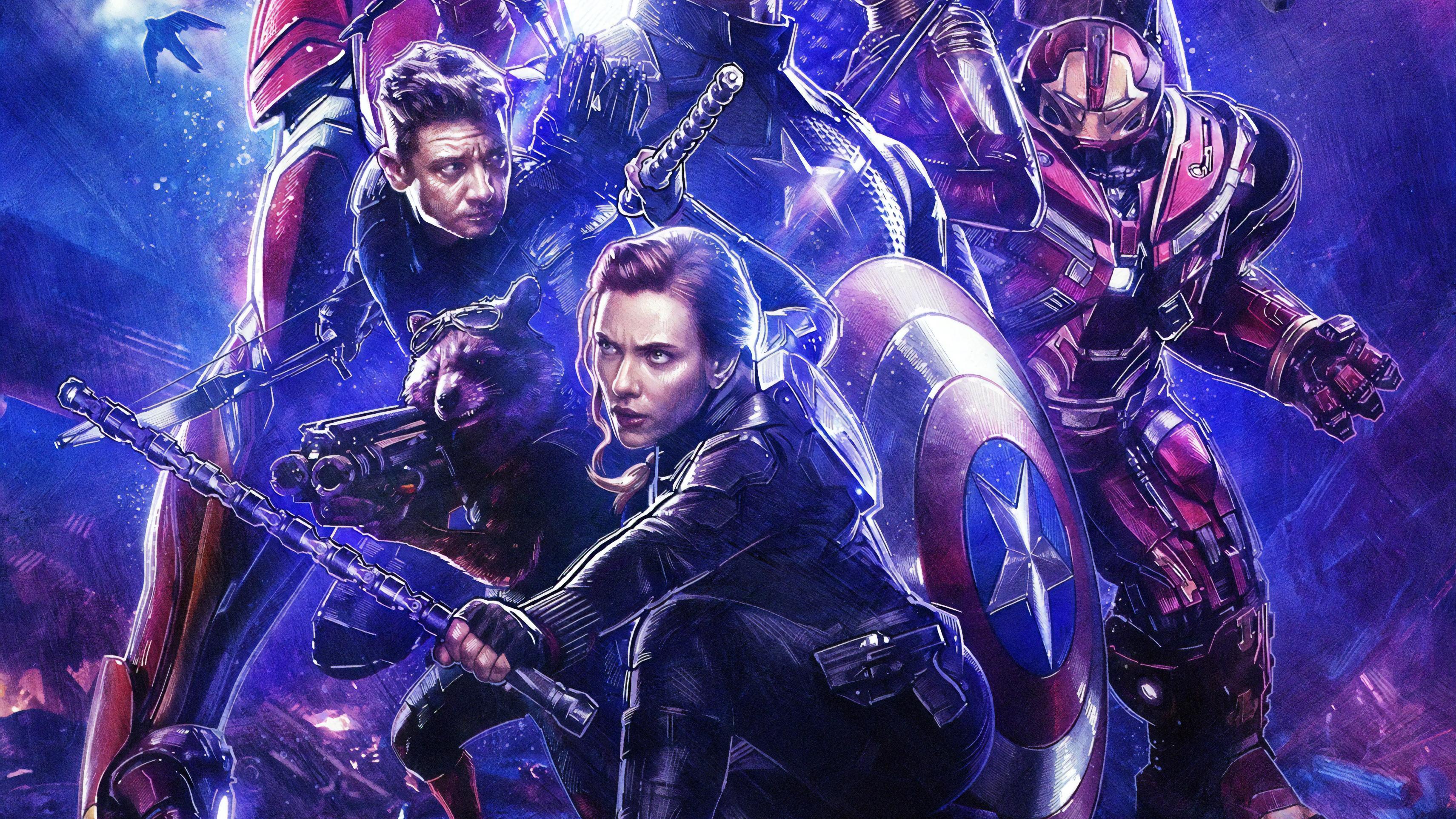 1125x2436 Avengers Endgame 4k Iphone XS,Iphone 10,Iphone X ...