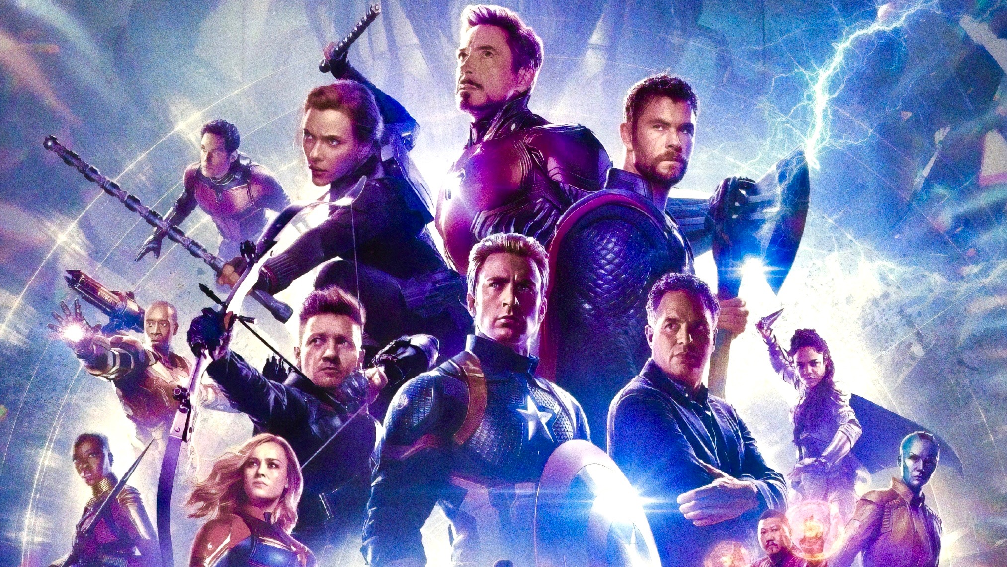 1920x1080 Avengers Endgame Chinese Poster Laptop Full Hd 1080p Hd 4k