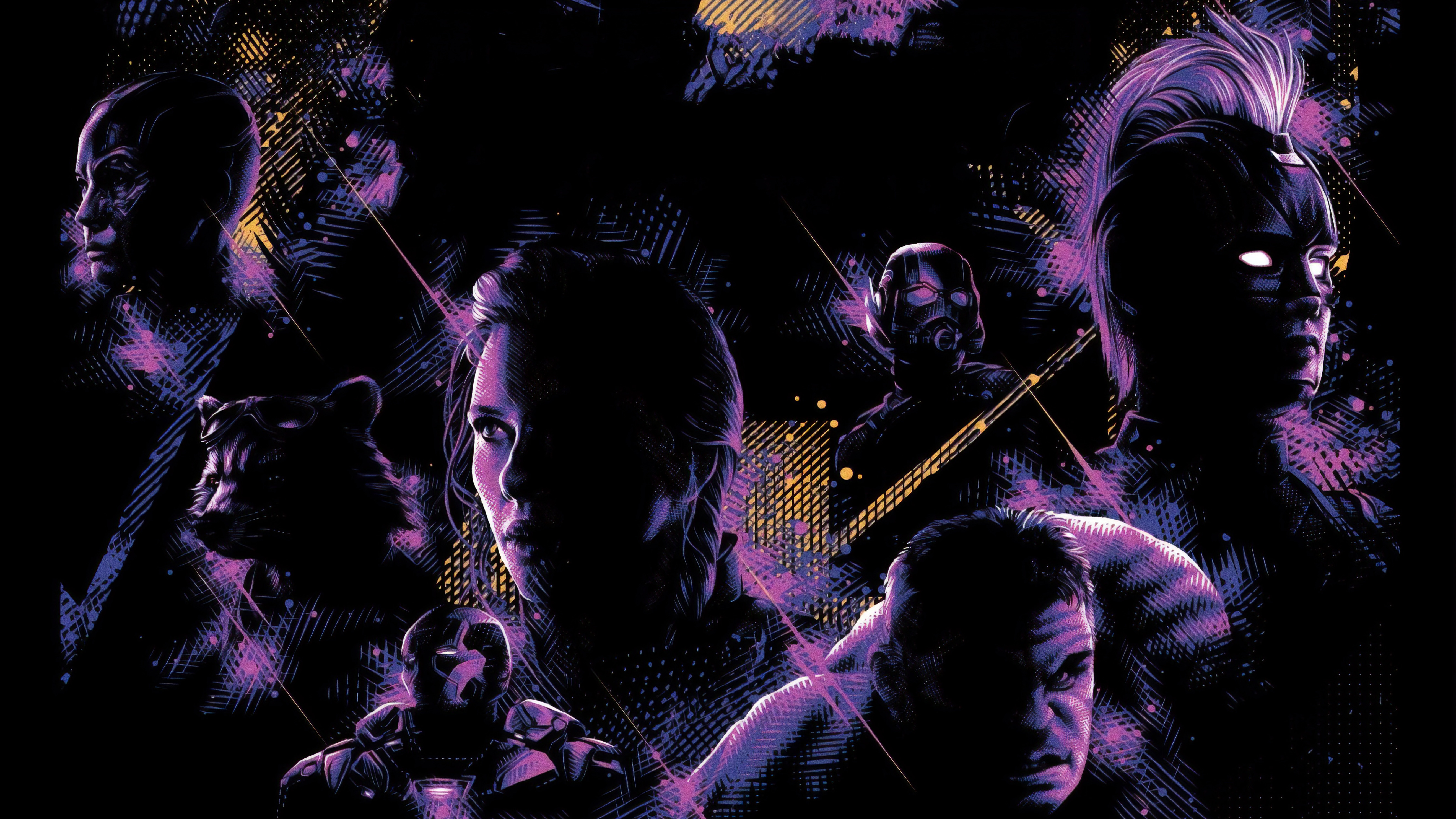 Avengers Endgame New Poster 5k Hd Movies 4k Wallpapers Images