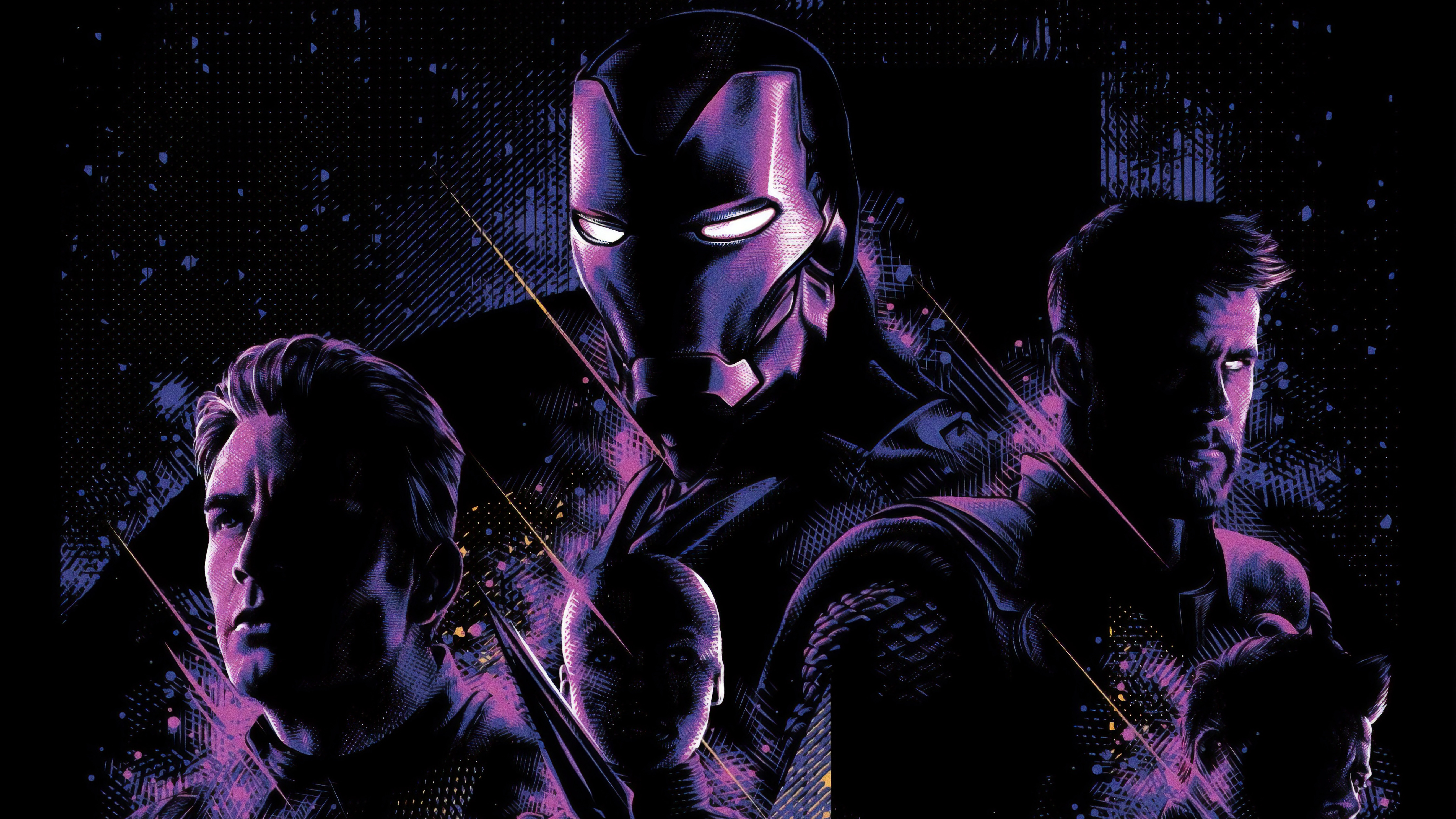 Avengers Endgame New Poster Hd Movies 4k Wallpapers Images