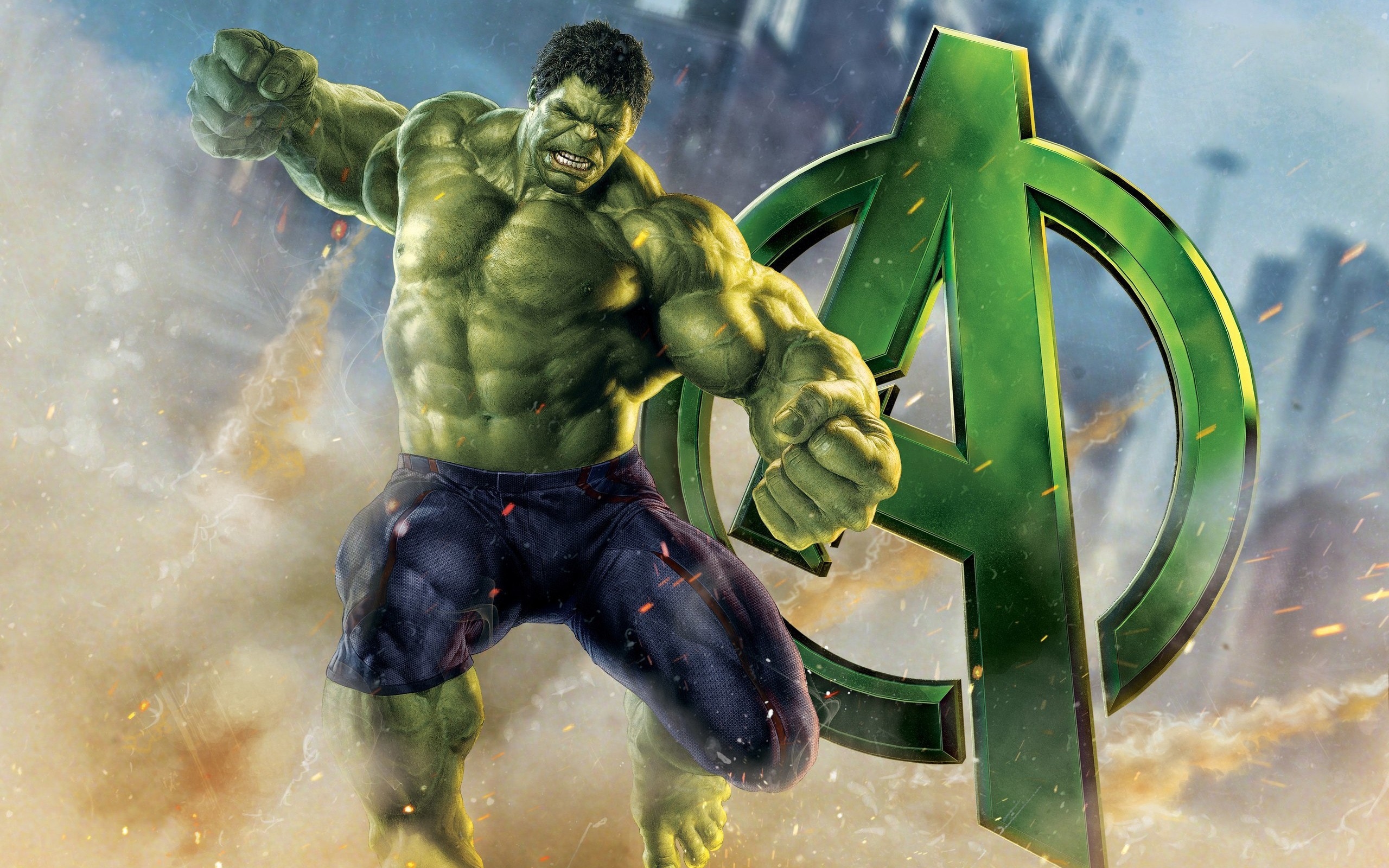 Avengers Hulk (Android One)