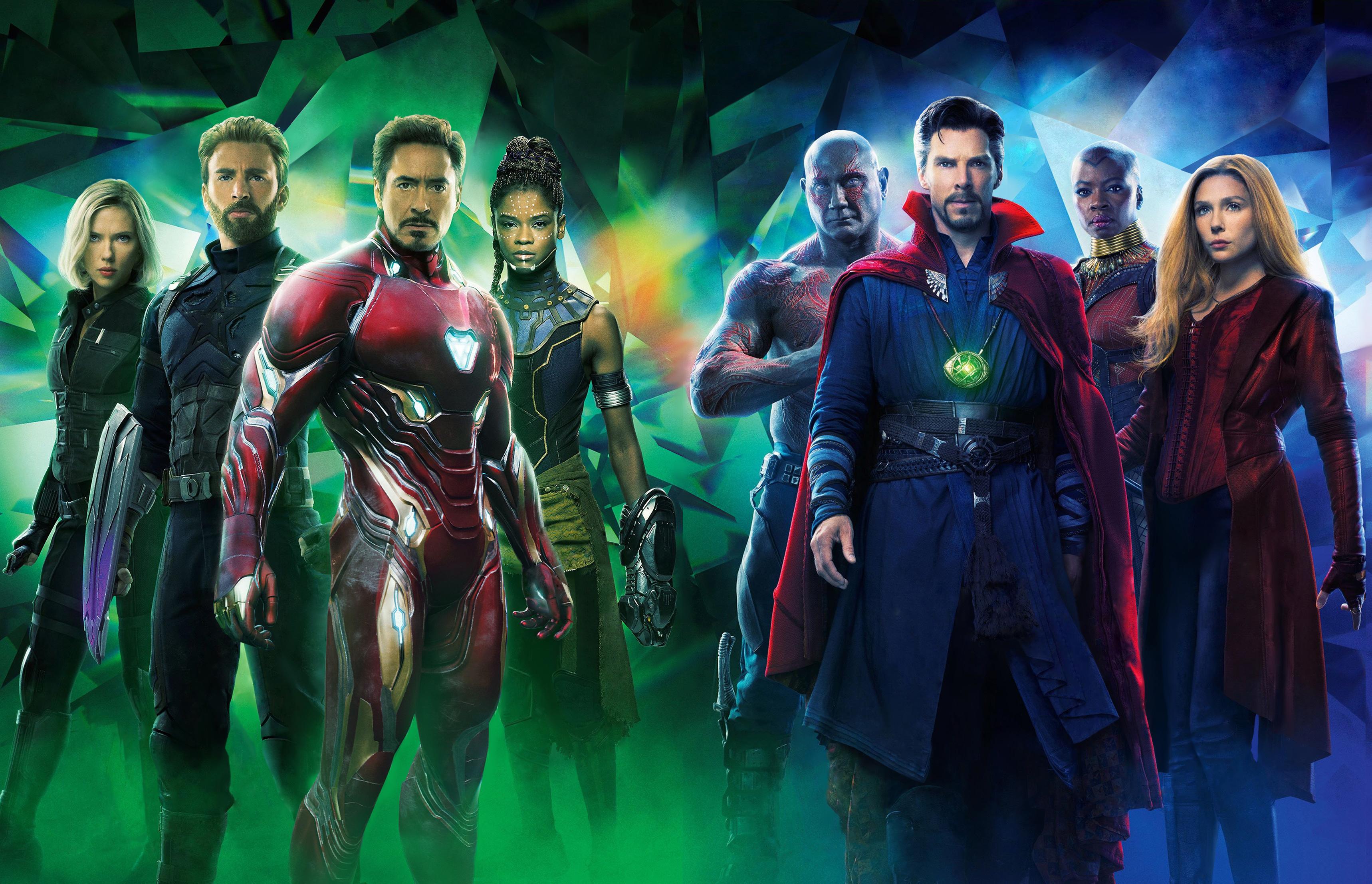 Avengers Infinity War 2018 Empire Magazine Cover, HD ...