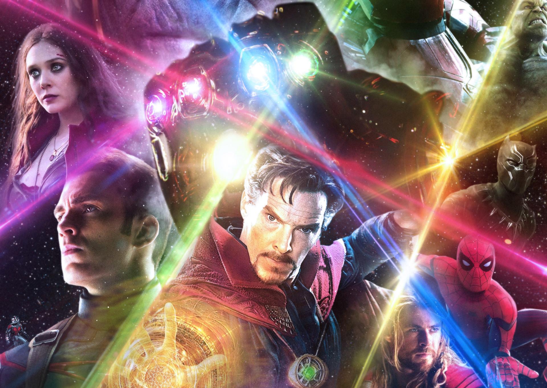 1280x2120 Avengers Infinity War 2018 Fan Artwork IPhone 6