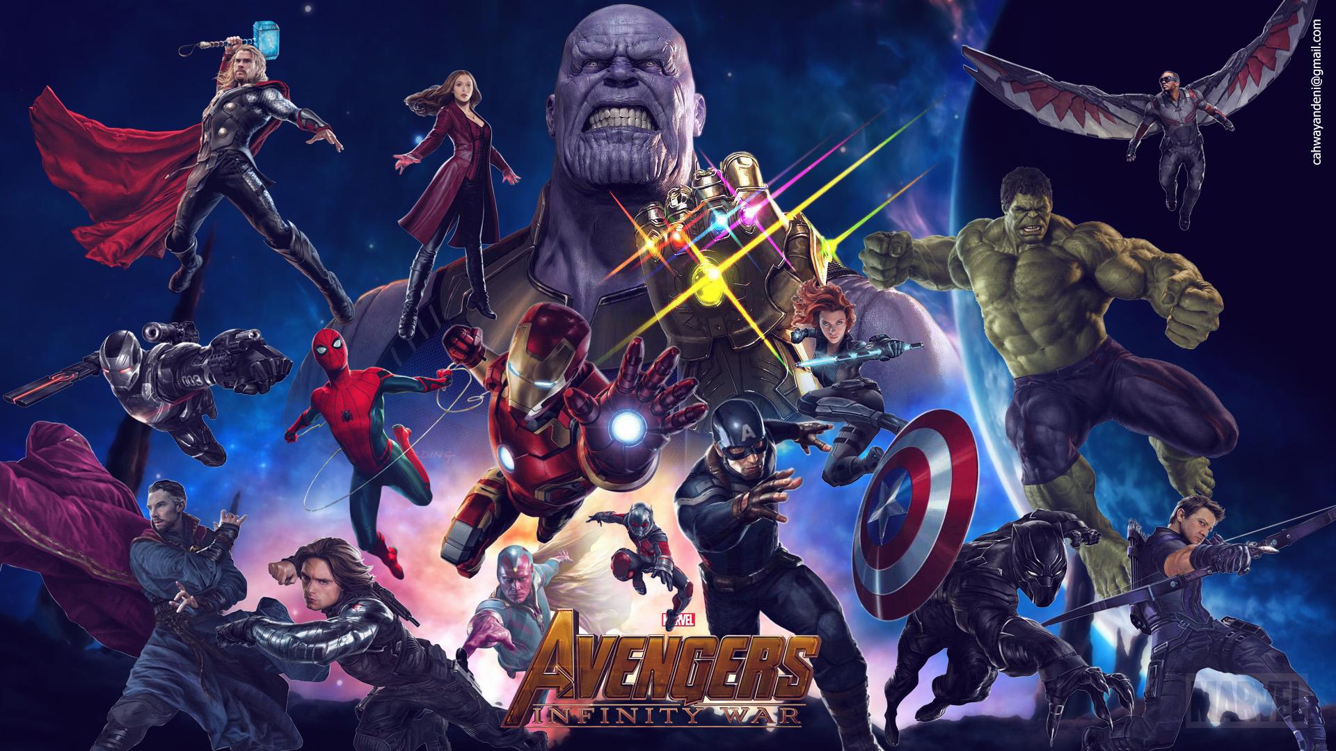 avengers infinity war 2018 movie hd movies 4k wallpapers
