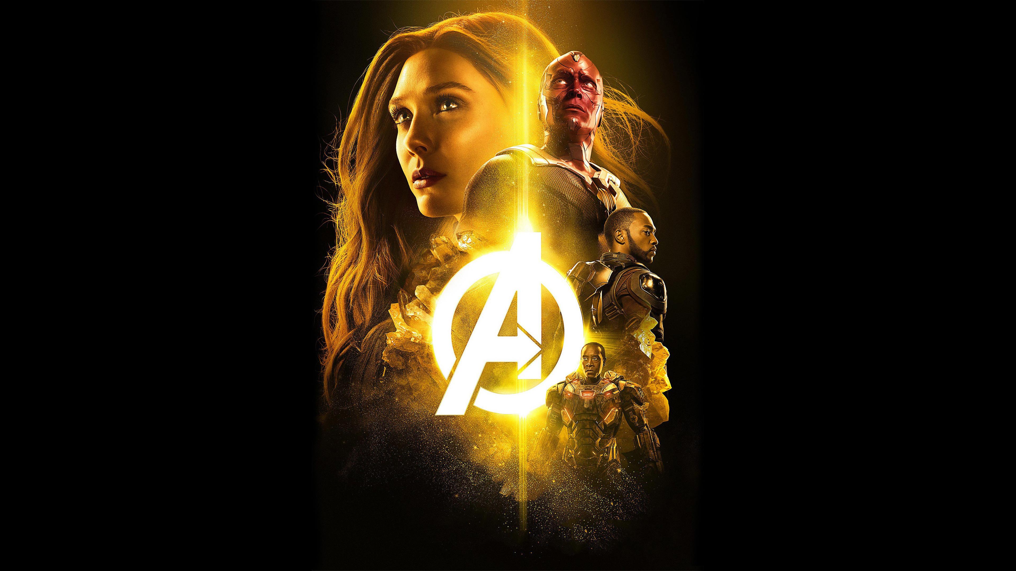 Fantastic Vision Wanda Infinity War Wallpaper - avengers-infinity-war-2018-the-mind-stone-poster-4k-g6  Snapshot_117714 .jpg
