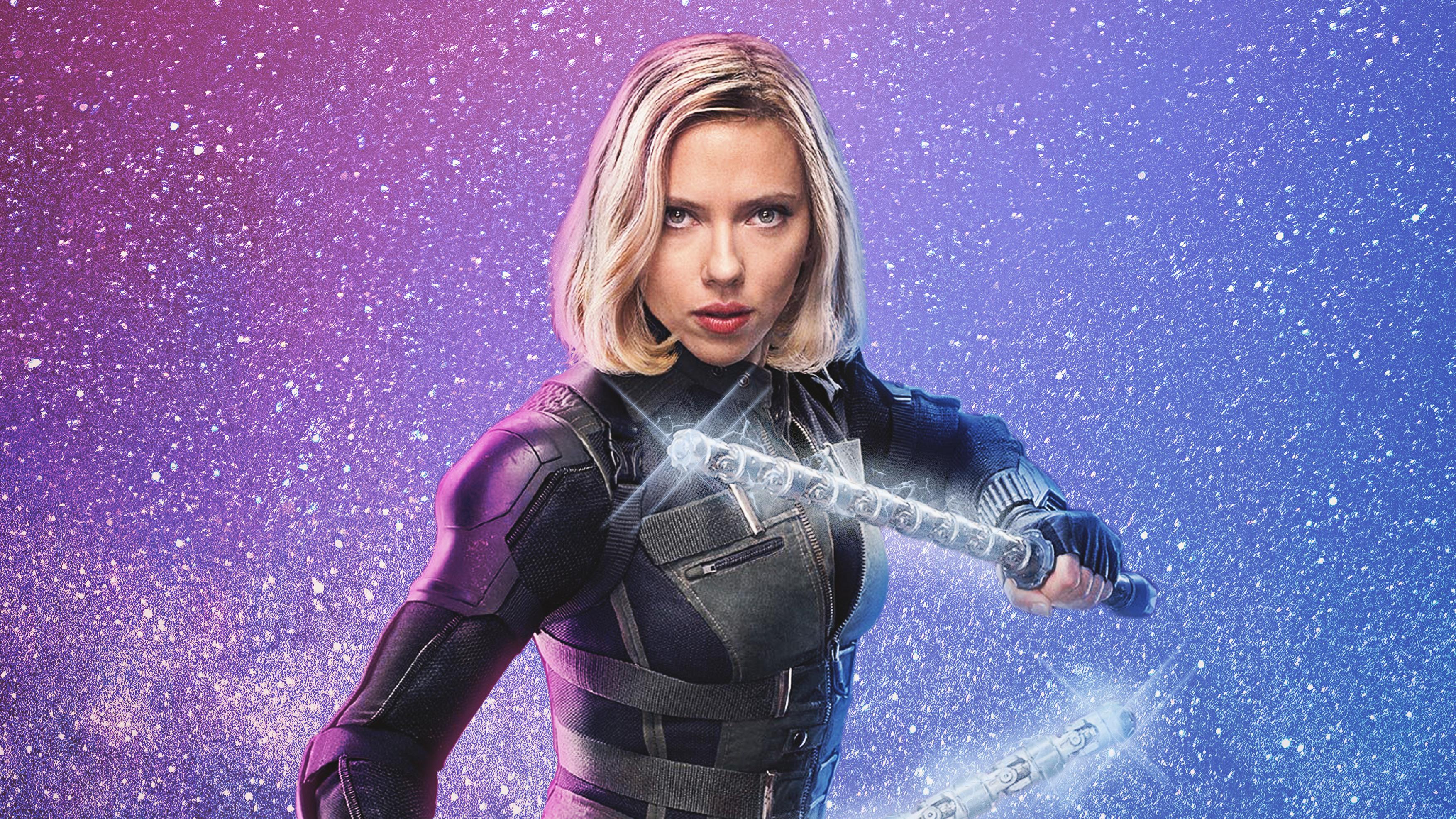 Avengers Infinity War Black Widow 4k, HD Superheroes, 4k ...