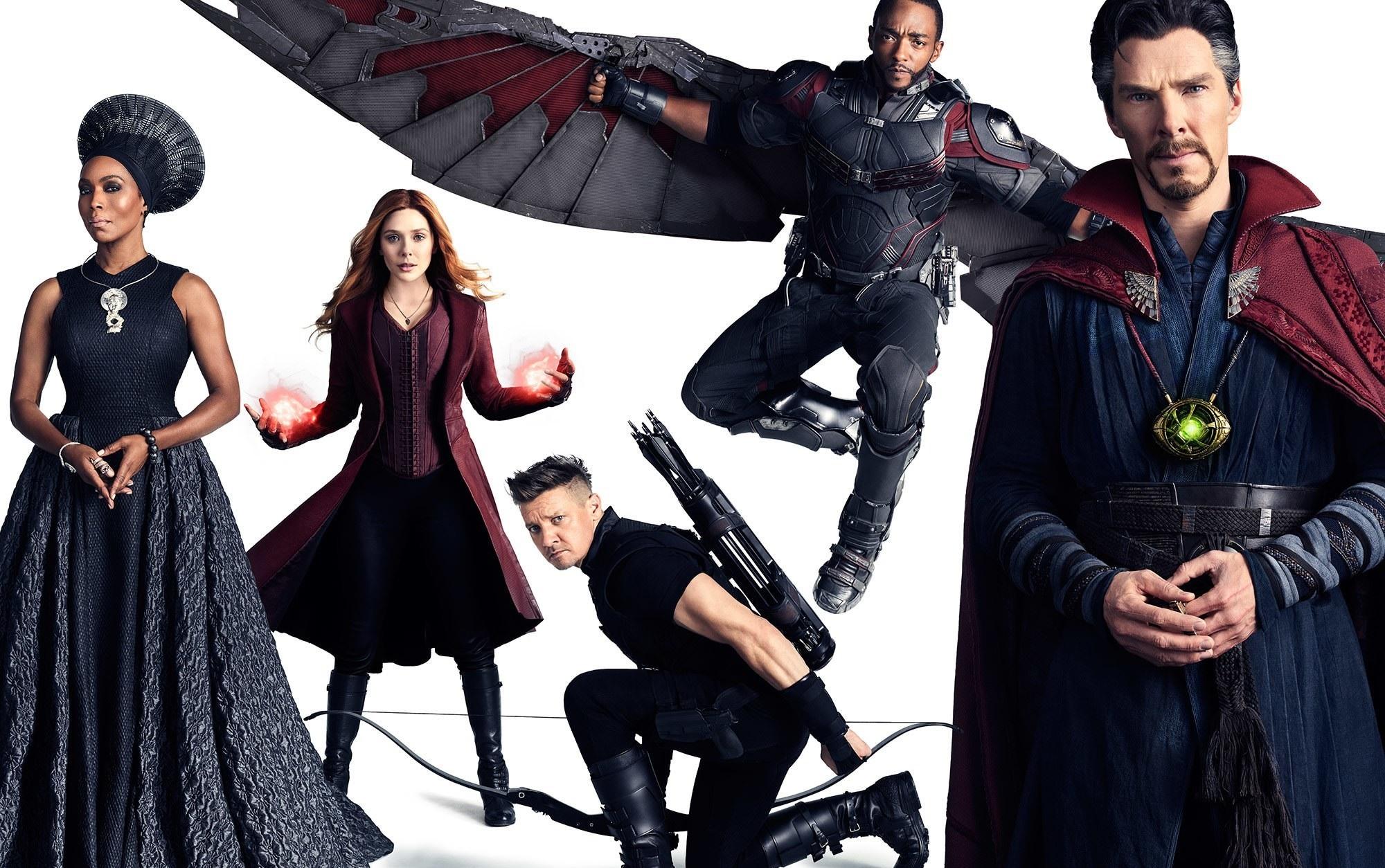 Amazing Vision Wanda Infinity War Wallpaper - avengers-infinity-war-doctor-strange-falcon-hawkeye-scarlet-witch-1y  You Should Have_964115 .jpg