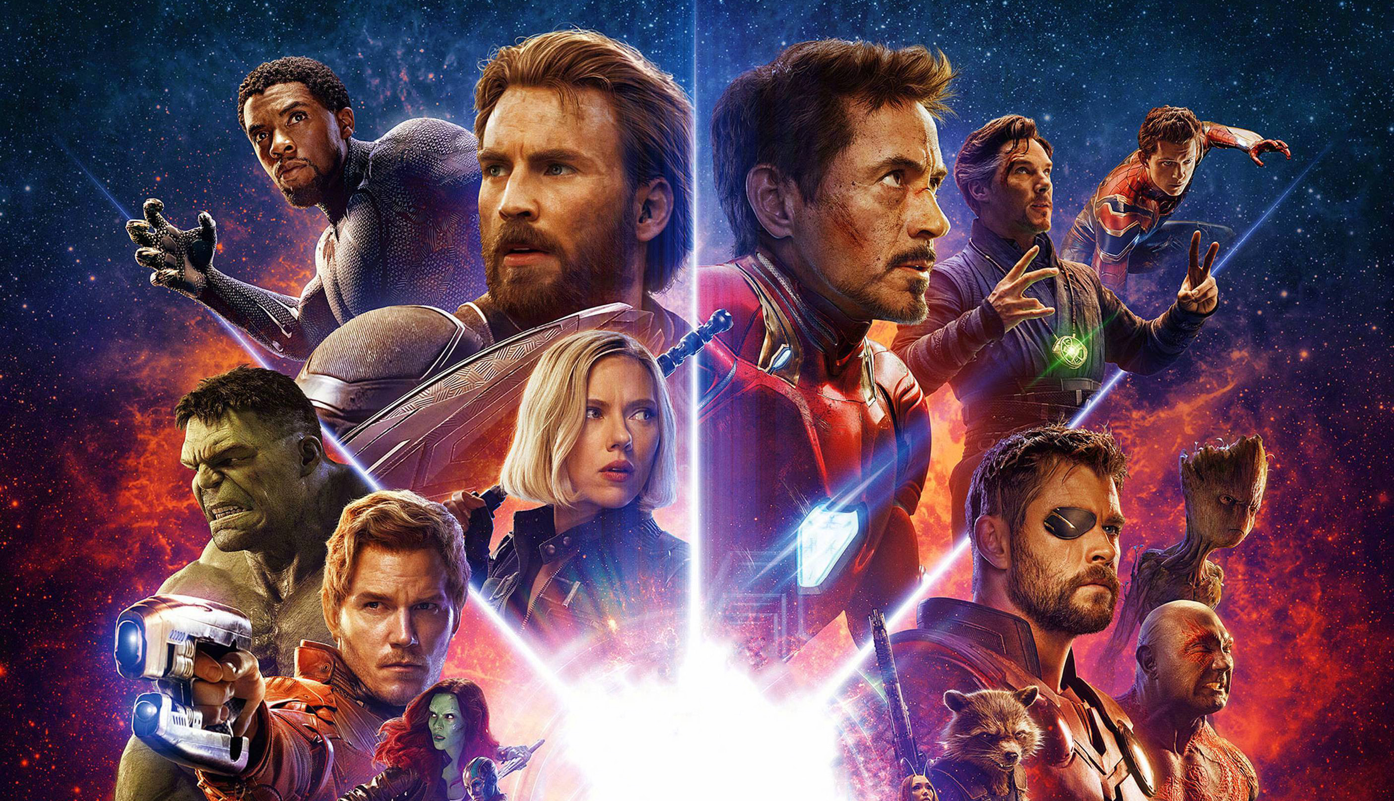 Wallpaper Avengers Endgame Avengers 4 Hd Movies 16872: Avengers Infinity War Imax Poster, HD Movies, 4k