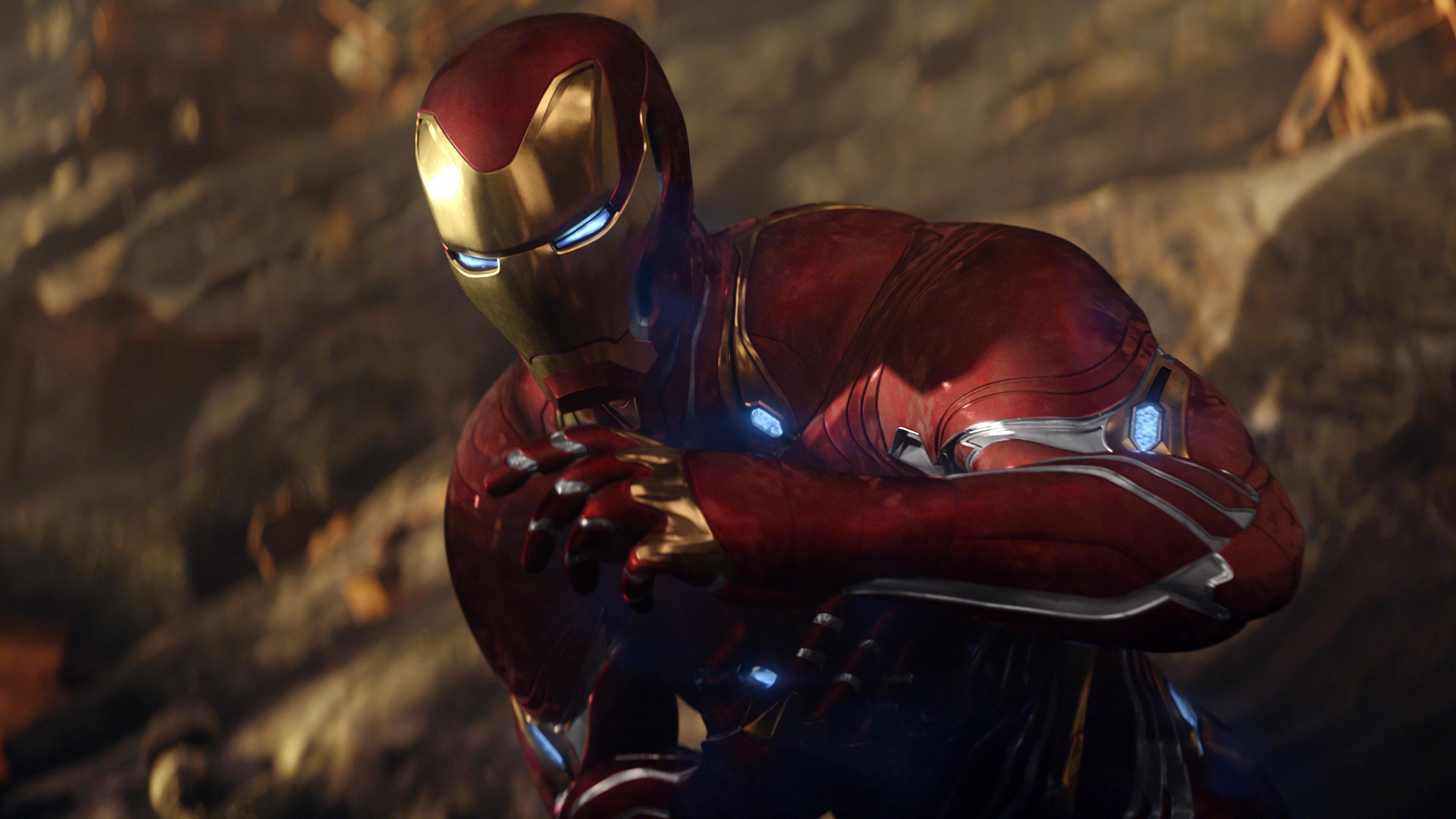 Avengers Infinity War Iron Man Marvel 4k