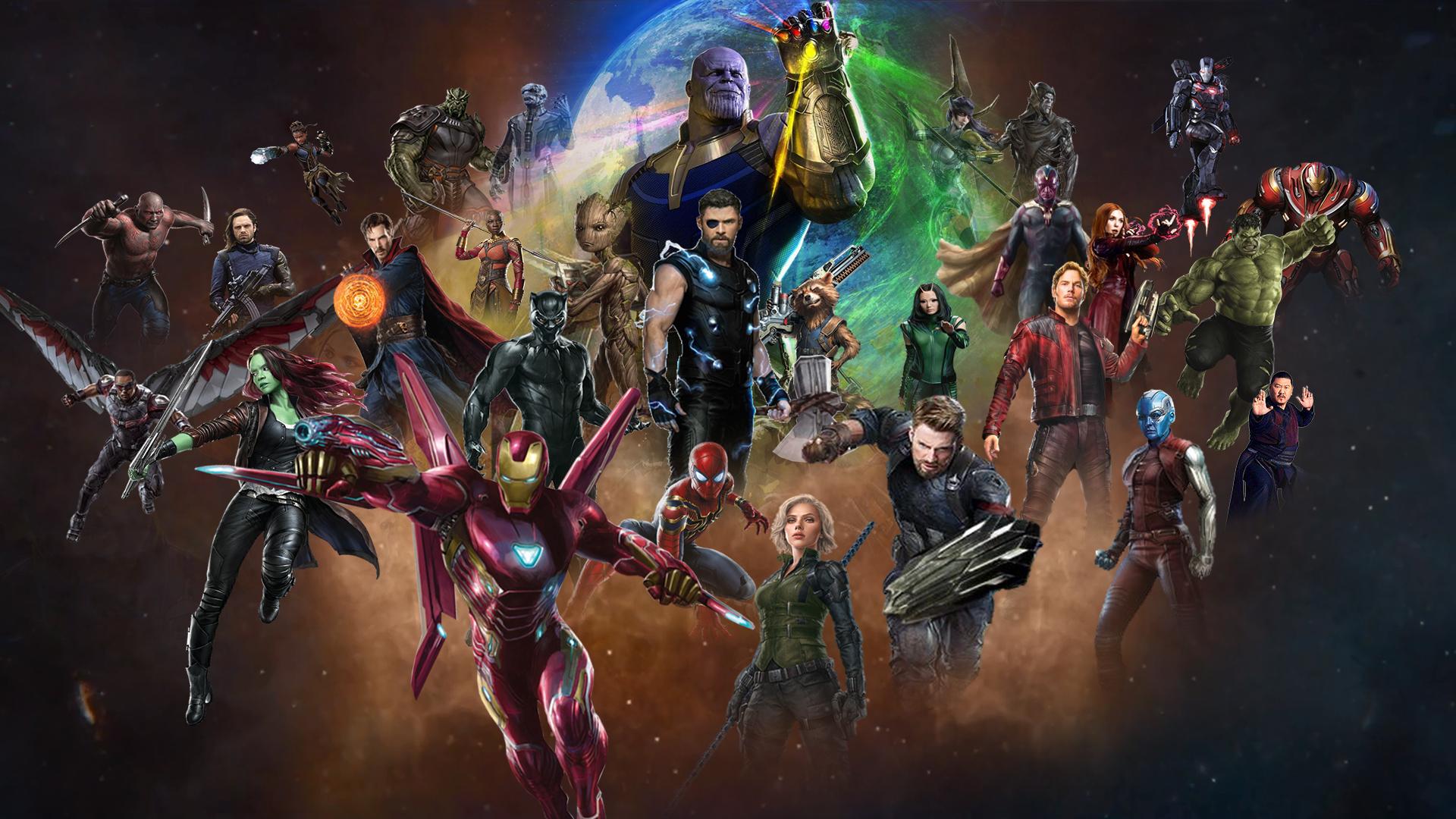 1920x1080 Avengers Infinity War Movie Hd Laptop Full Hd 1080p Hd 4k