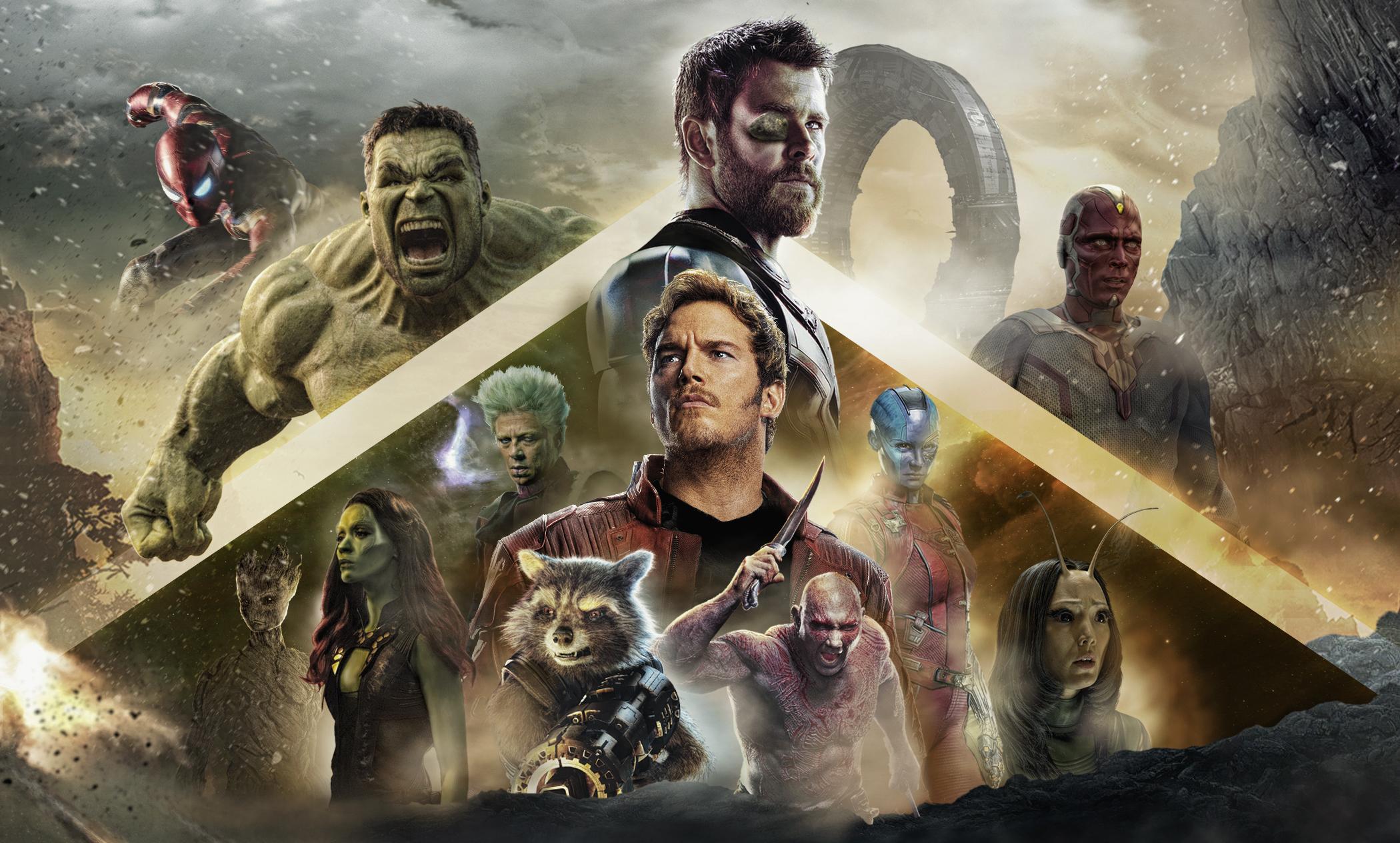 Shuri In Avengers Infinity War New Poster Hd Movies 4k: Avengers Infinity War Poster Fan Made, HD Movies, 4k