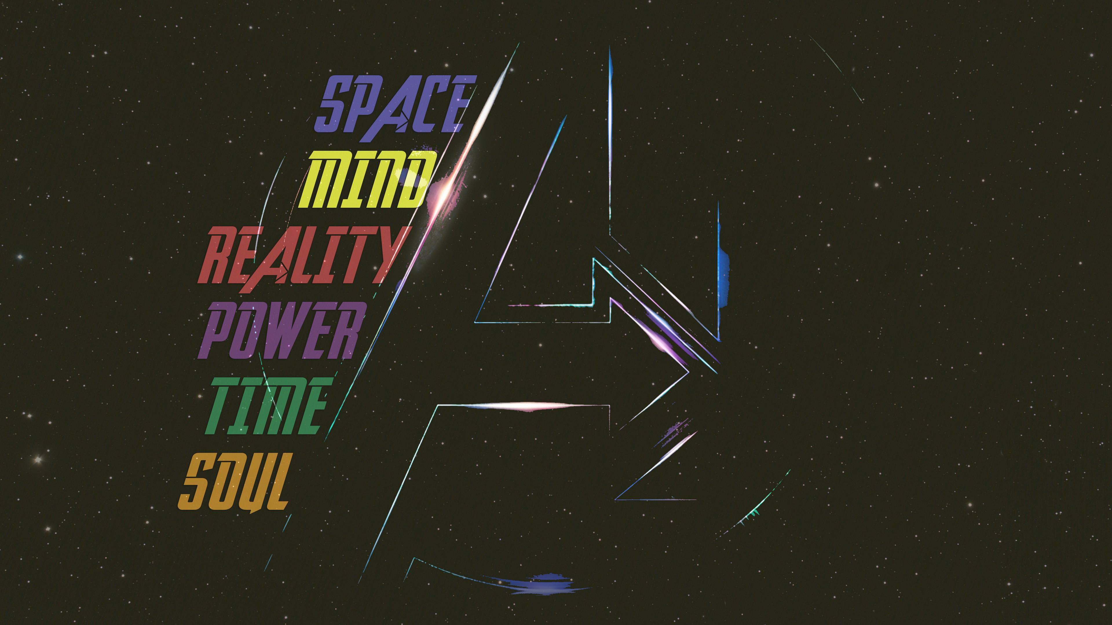 1440x2960 Avengers Infinity War Stone Names Samsung Galaxy