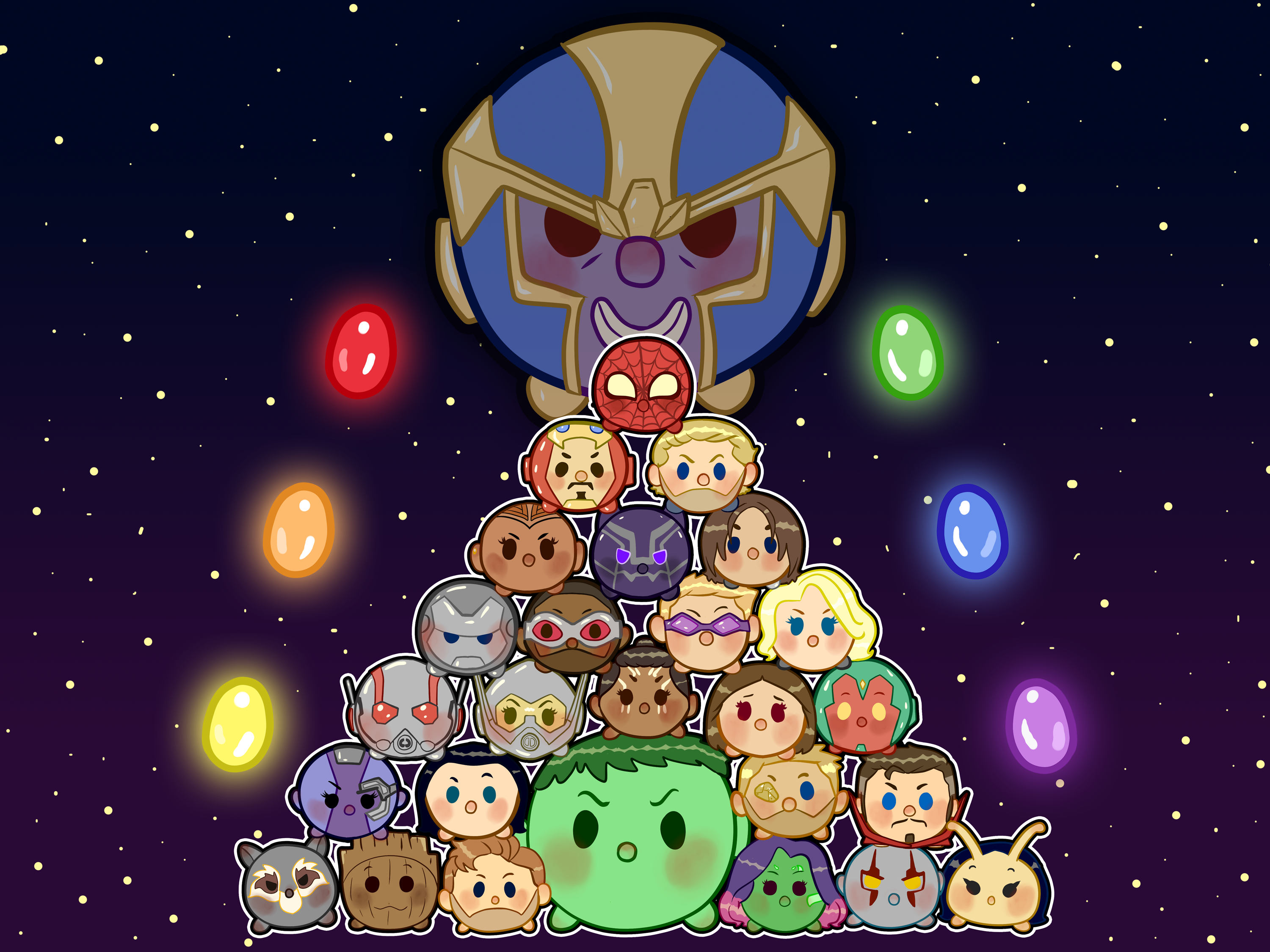 Cool Wallpaper Marvel Anime - avengers-infinity-war-tsum-artwork-5m  Gallery_562787.jpg
