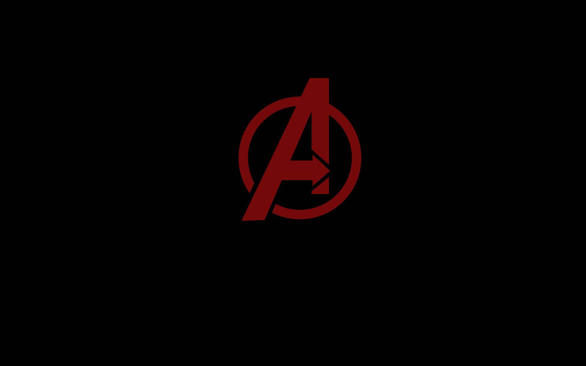 Avengers Minimal Logo Hd Logo 4k Wallpapers Images
