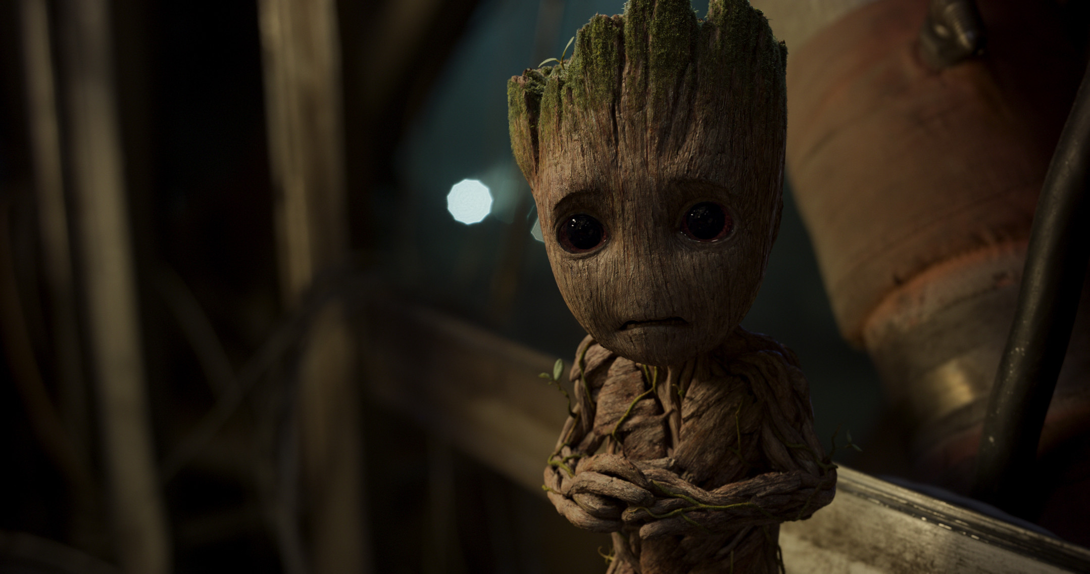 Baby Groot In Guardians Of The Galaxy Vol 2, HD Movies, 4k