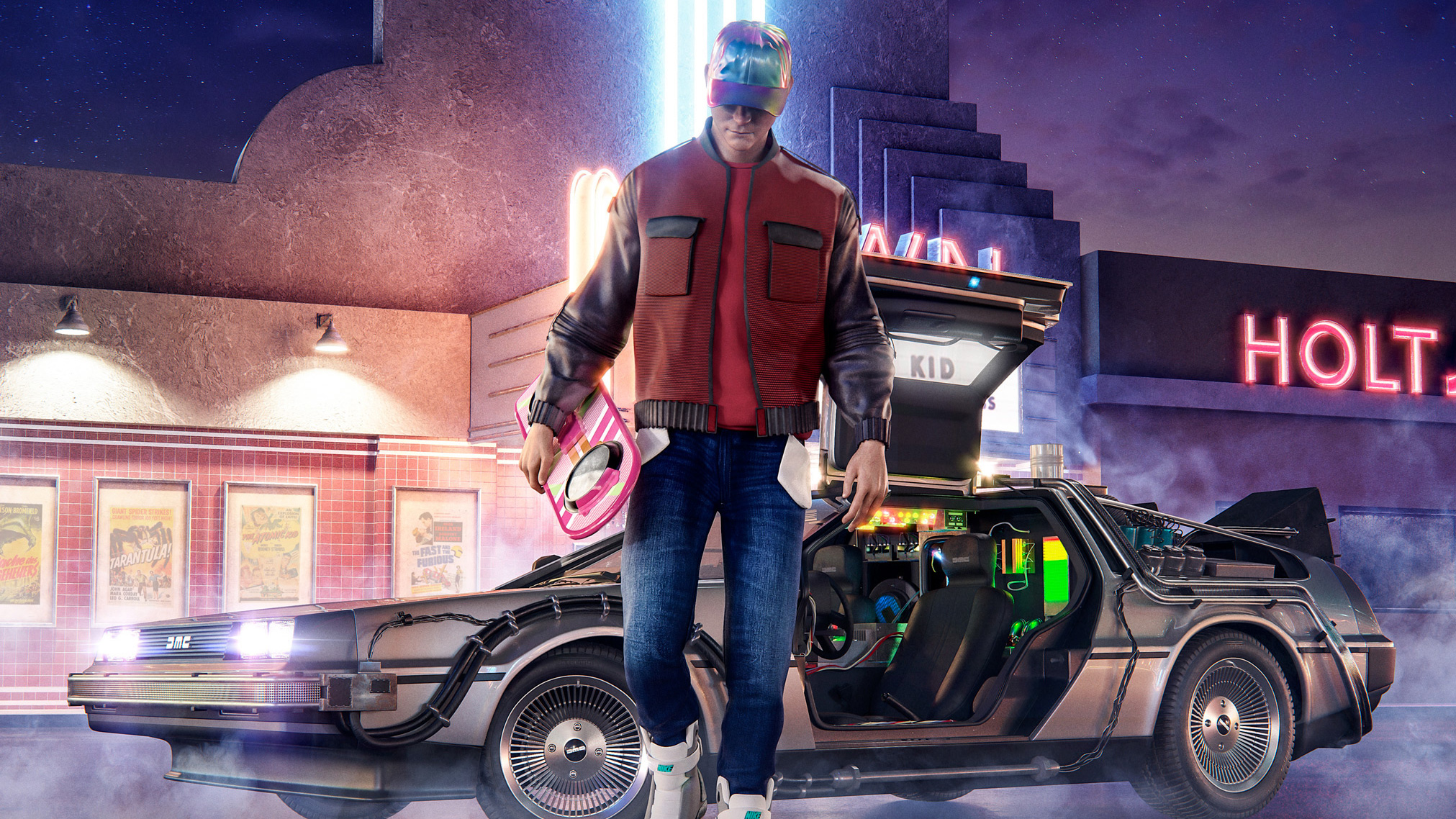 Back To The Future Movie, HD Movies, 4k Wallpapers, Images ...