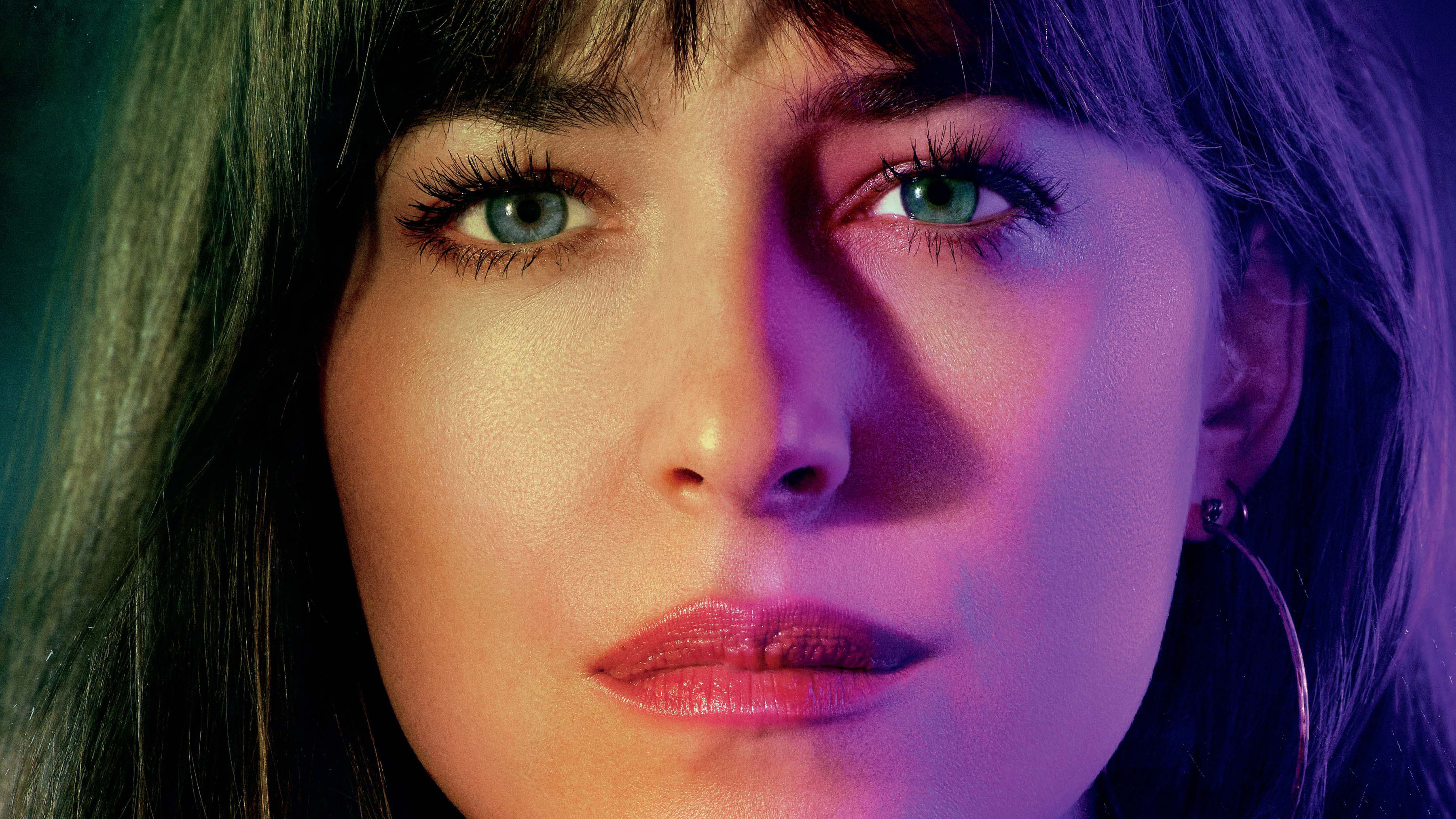 Bad Times At The El Royale Movie Dakota Johnson 4k