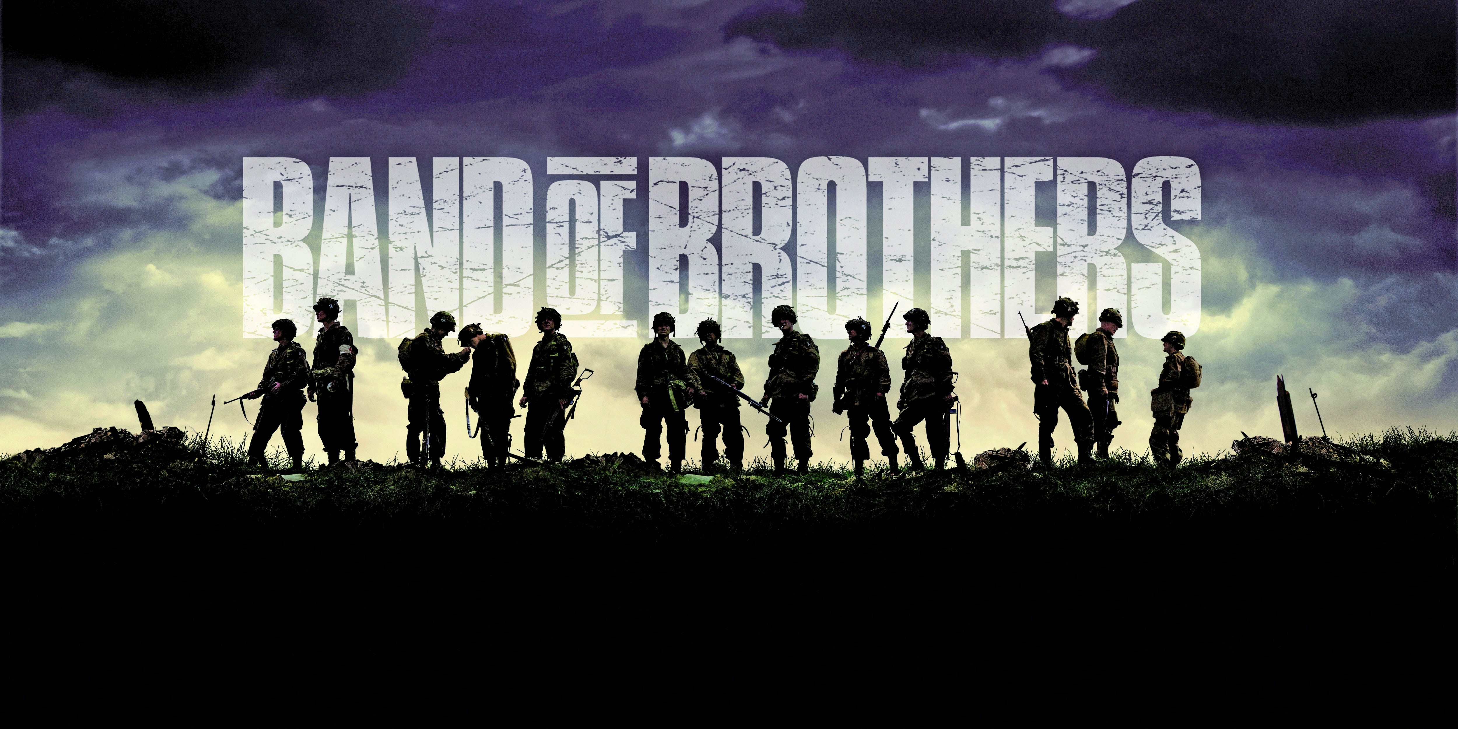 band of brothers, hd tv shows, 4k wallpapers, images, backgrounds