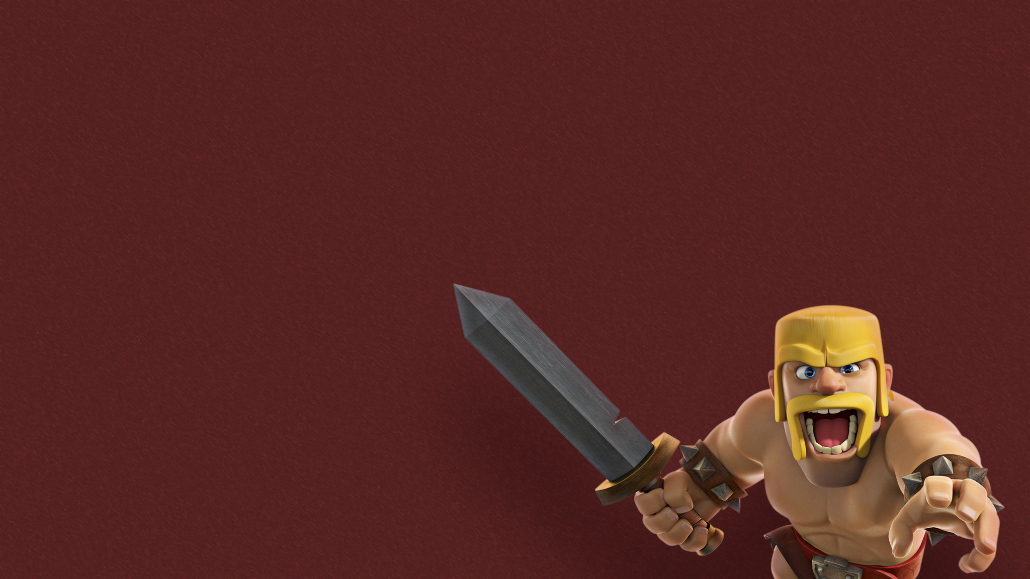 Barbarian Clash Of Clans Hd Hd Games 4k Wallpapers