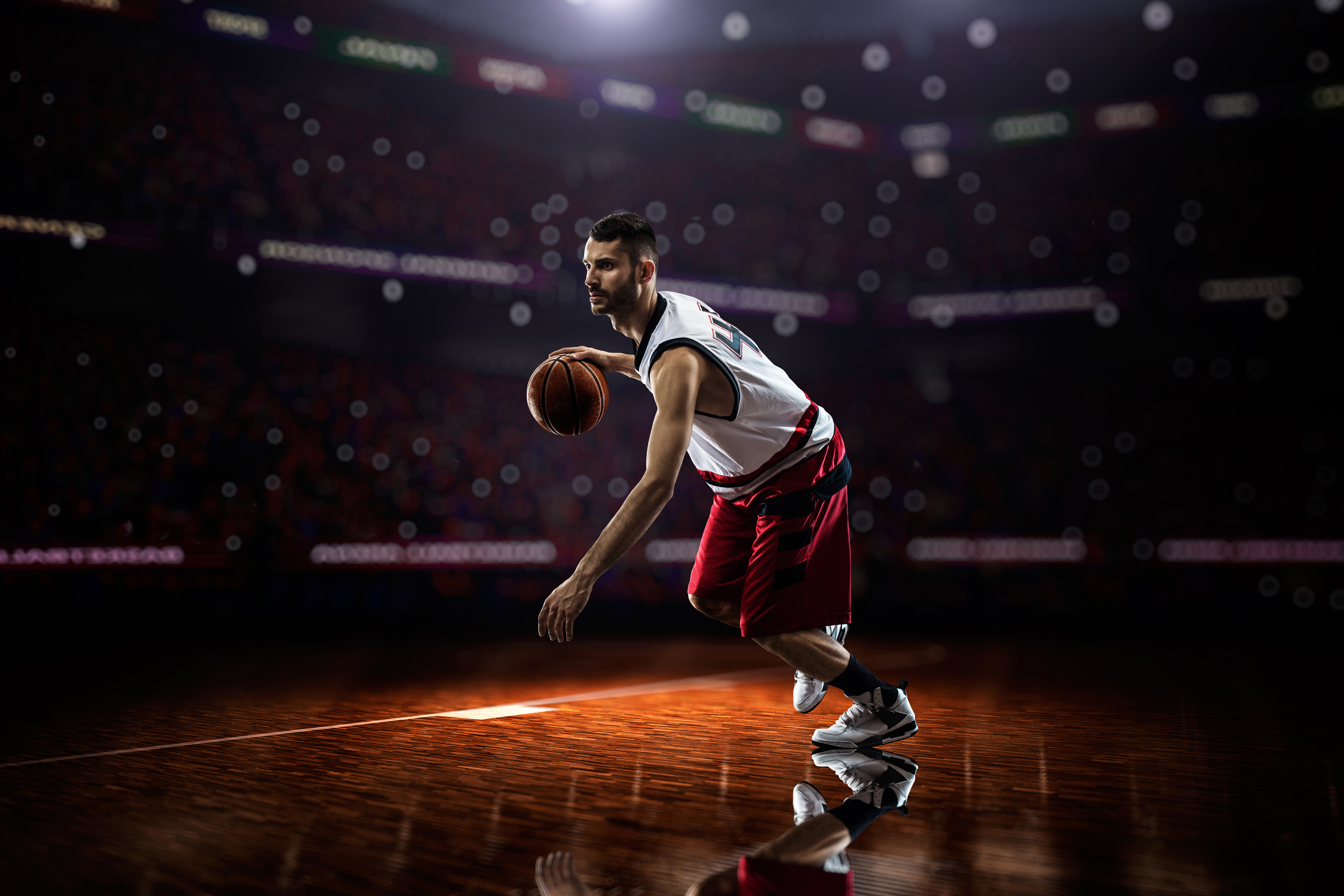 Basketball Player 8k, HD Sports, 4k Wallpapers, Images