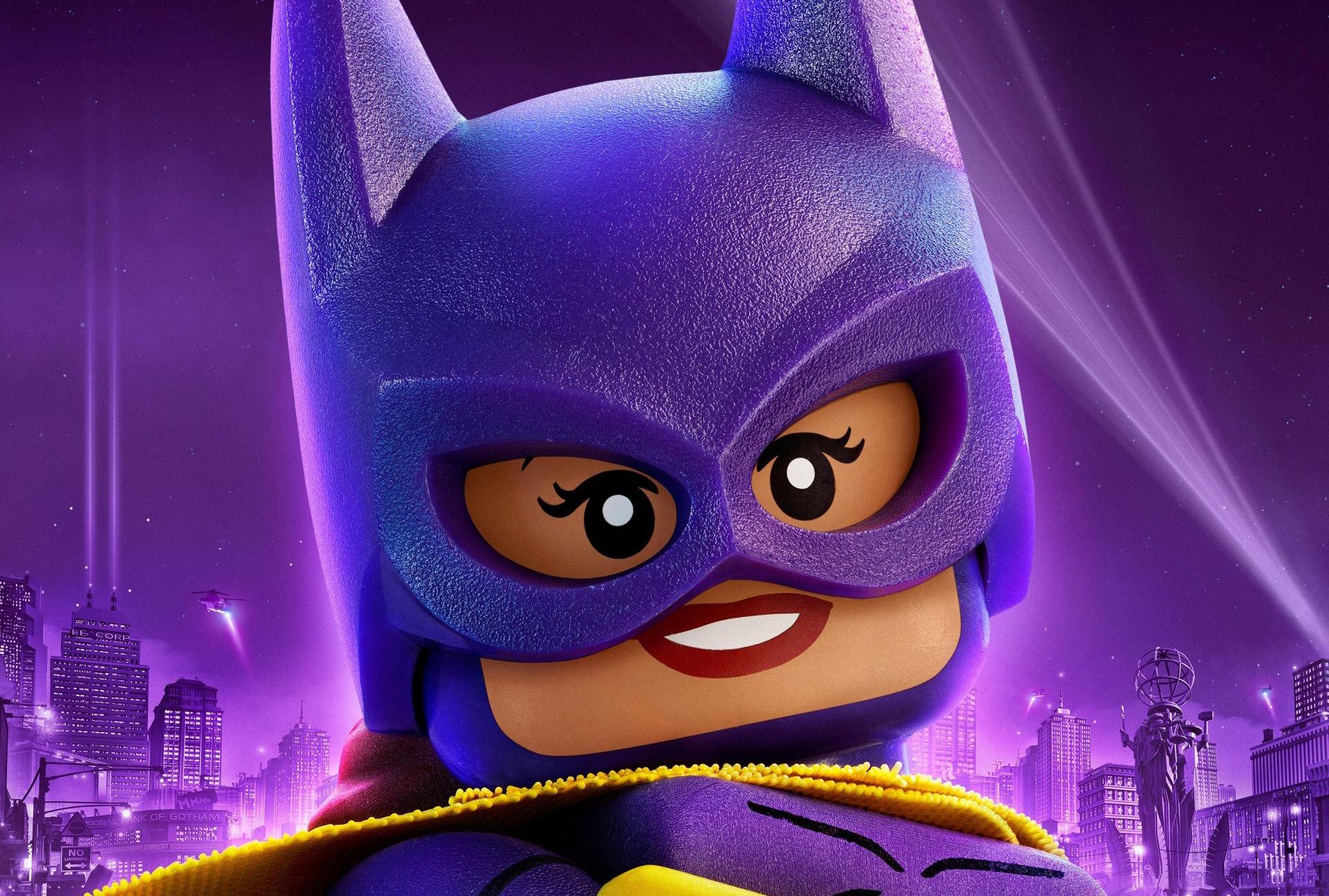 The Lego Batman Movie Wallpaper: Batgirl The Lego Batman, HD Movies, 4k Wallpapers, Images