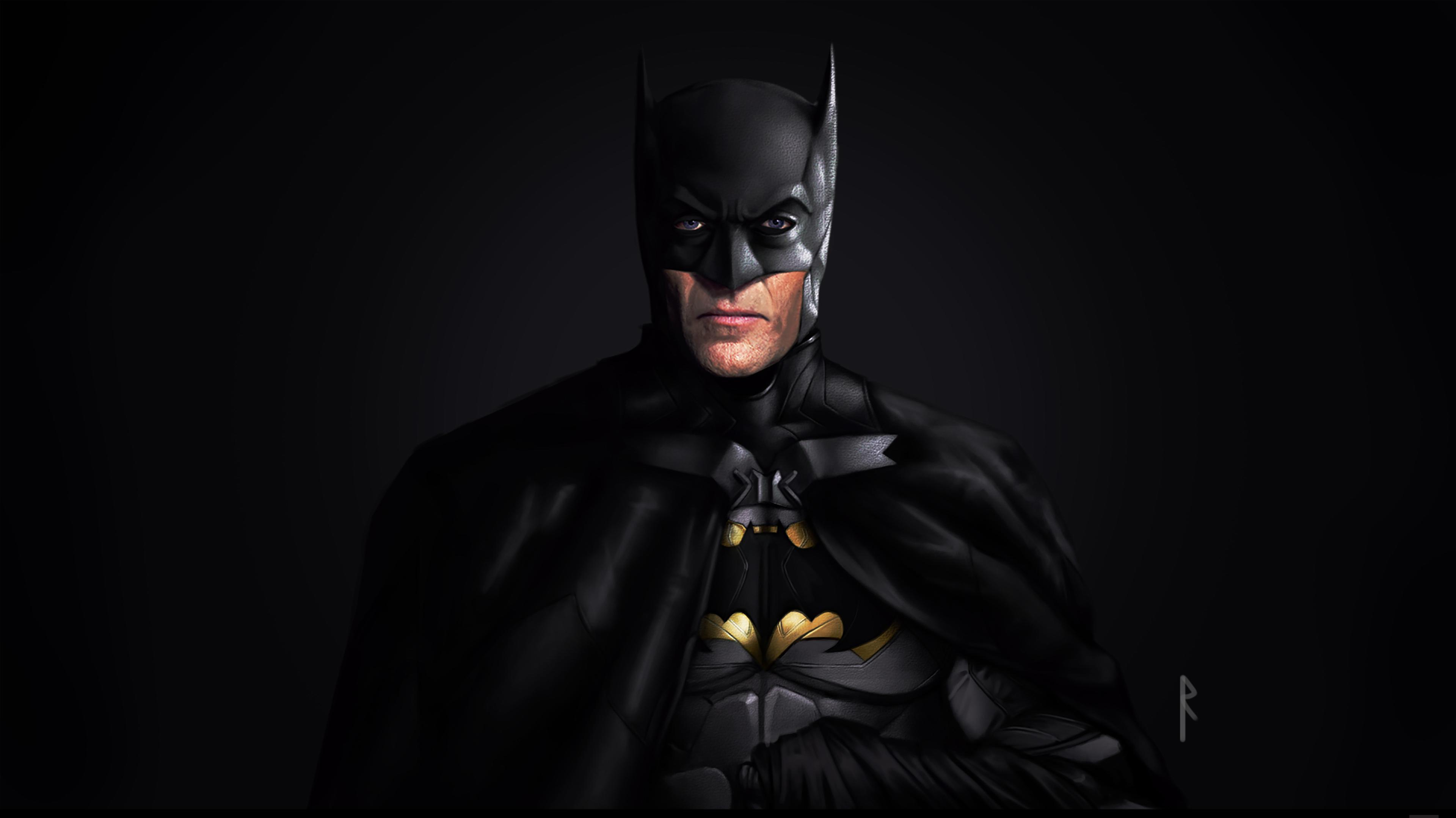 Batman 4k New Artwork 2019, HD Superheroes, 4k Wallpapers ...