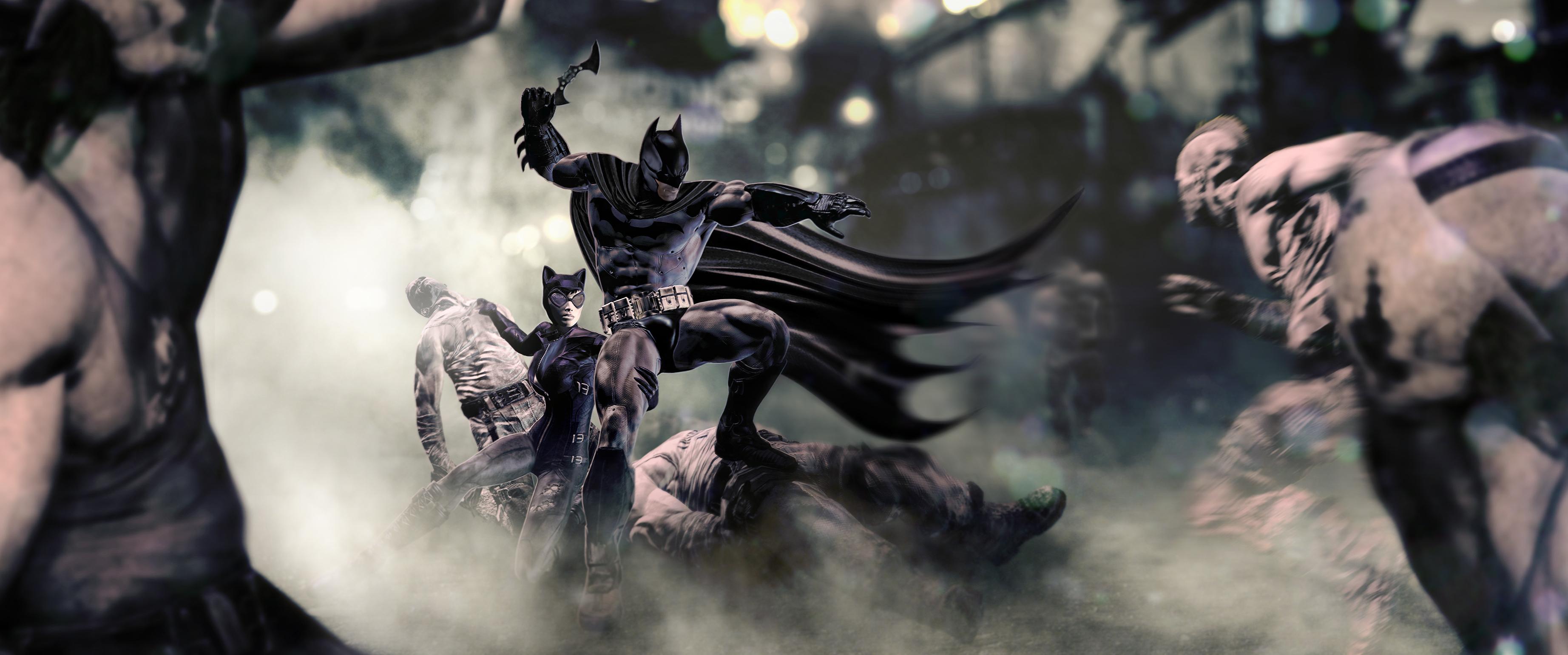 Batman Arkham City Catwoman, HD Games, 4k Wallpapers ...