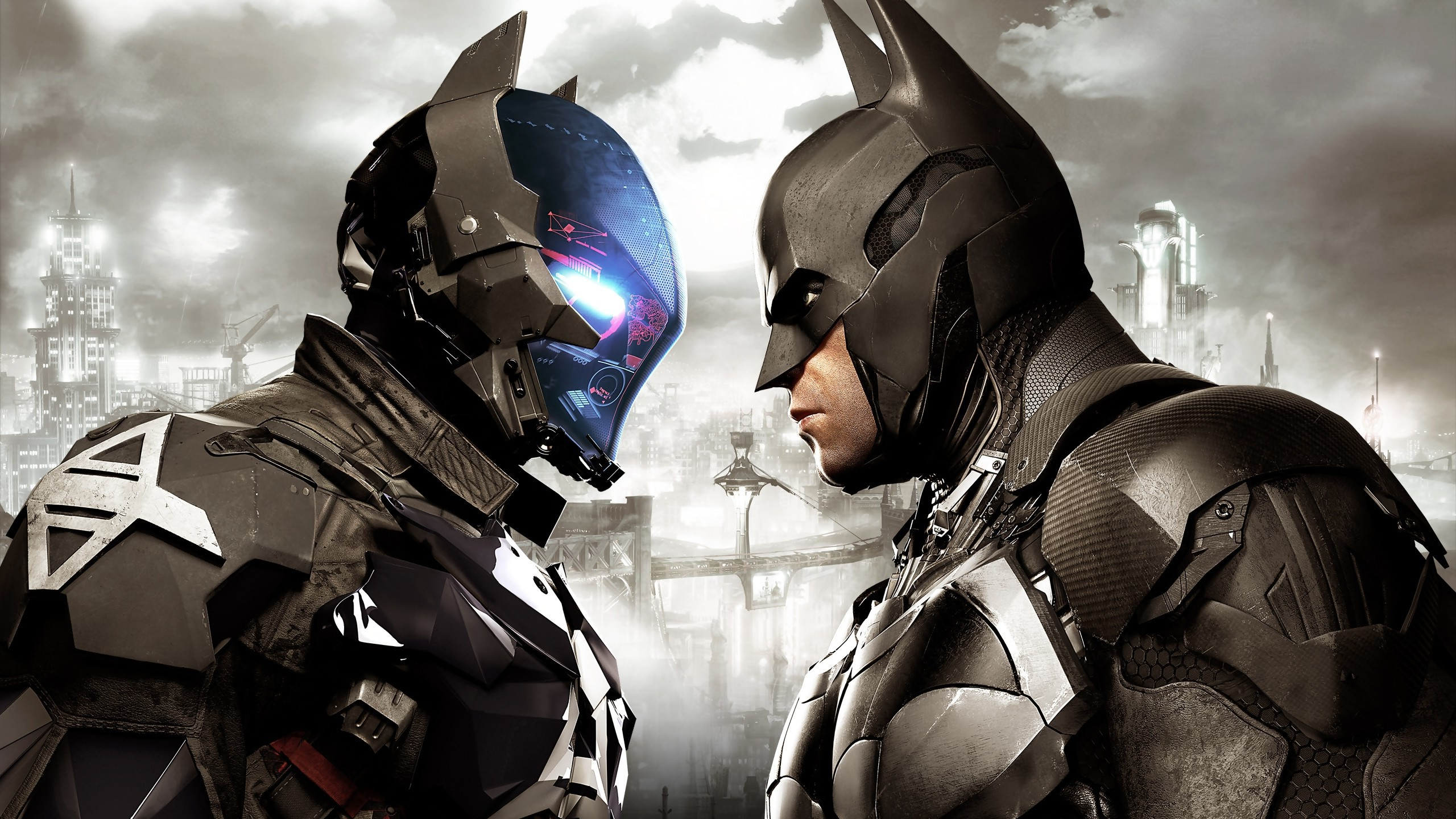Batman Arkham Knight 2015 Video Game 4k Hd Desktop: Batman Arkham Knight 2015, HD Games, 4k Wallpapers, Images