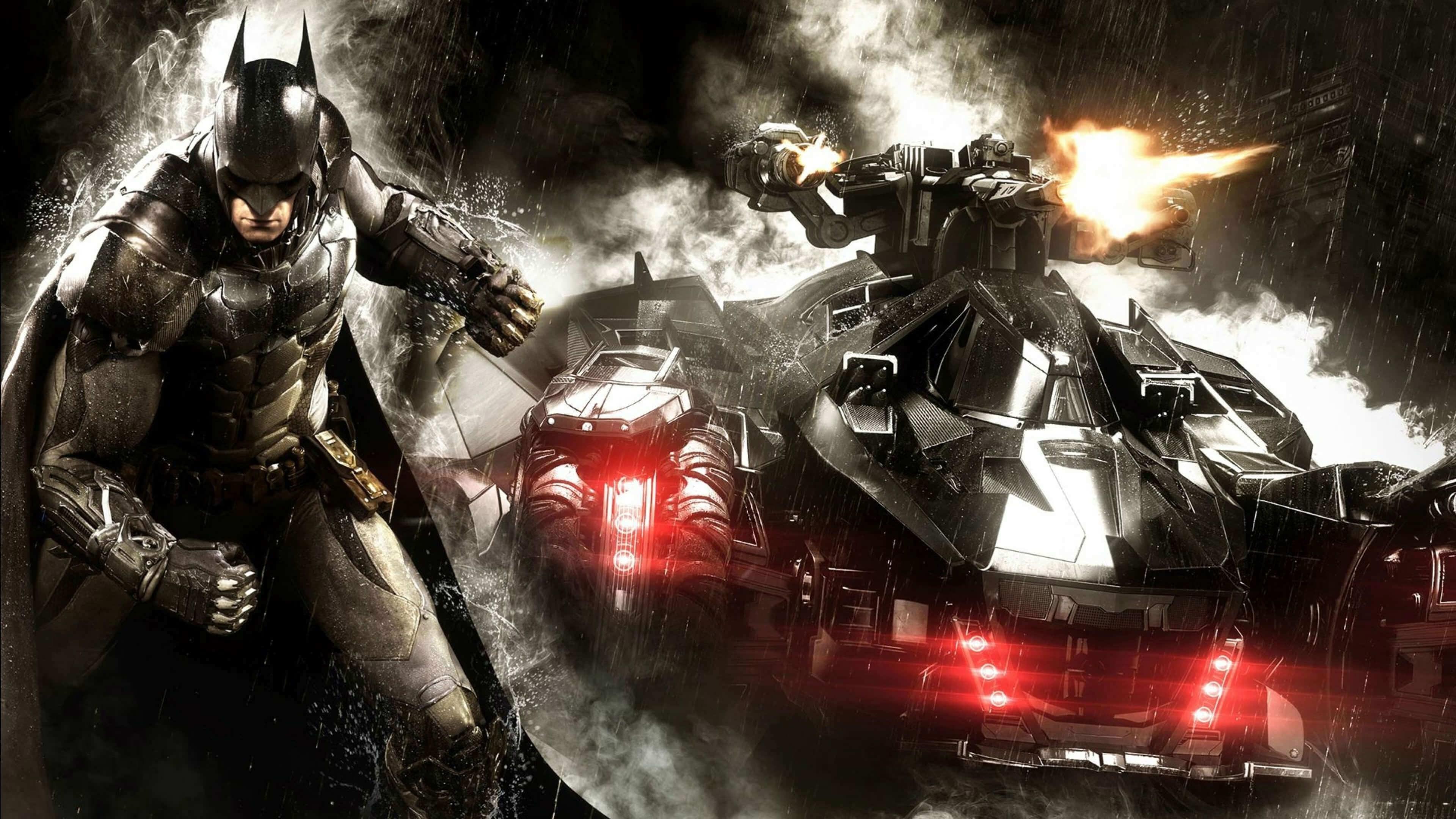 1366x768 Batman Arkham Knight 4k 1366x768 Resolution Hd 4k
