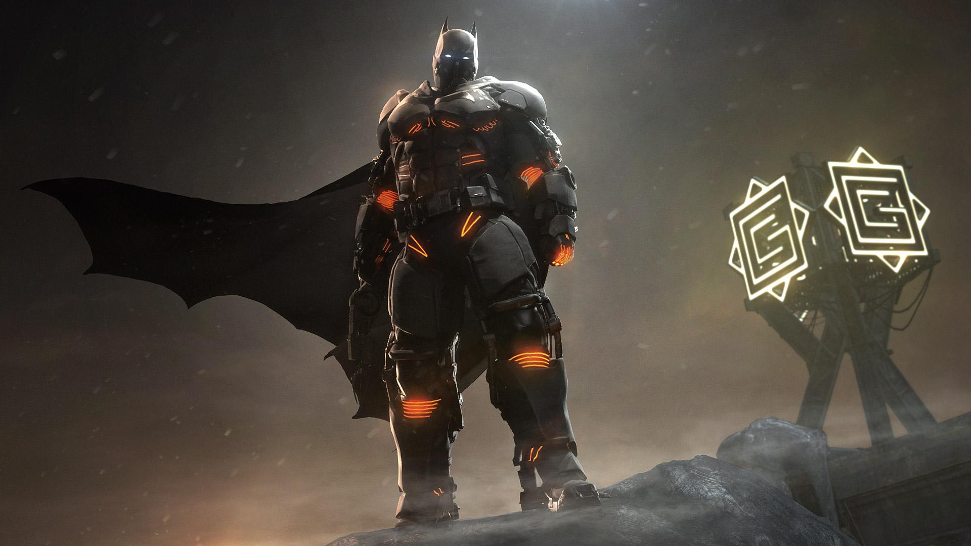 Batman Arkham Origins Cold Heart