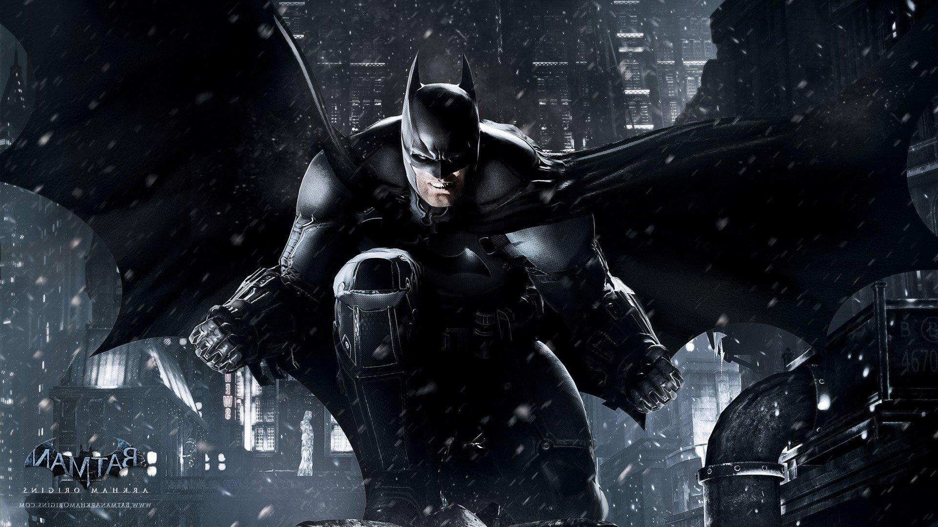 Batman Arkham Origins Wallpaper: Batman Arkham Origins HD, HD Games, 4k Wallpapers, Images