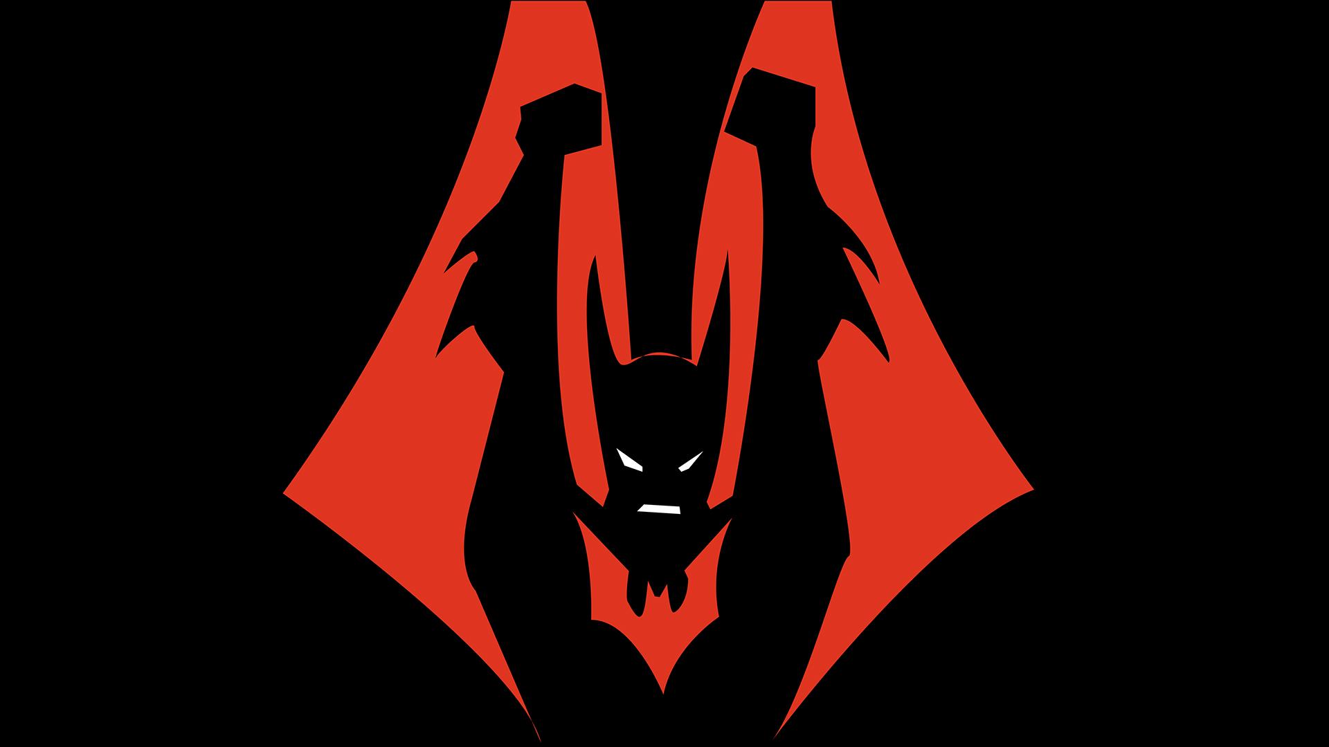 Batman Batman Beyond, HD Superheroes, 4k Wallpapers ...  Batman Beyond Logo Wallpaper Hd