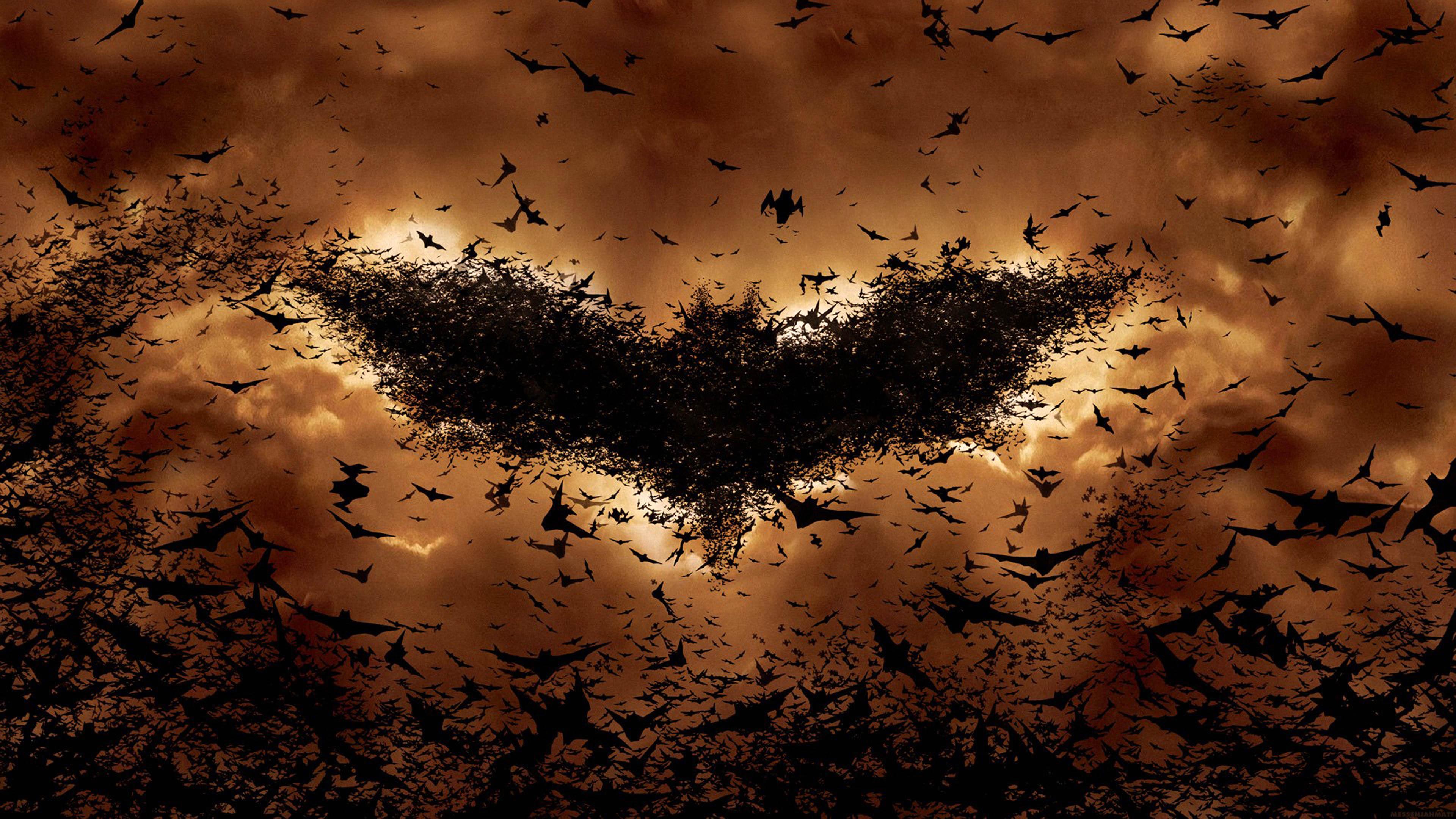 Batman Begins Bat Symbol, HD Superheroes, 4k Wallpapers ...