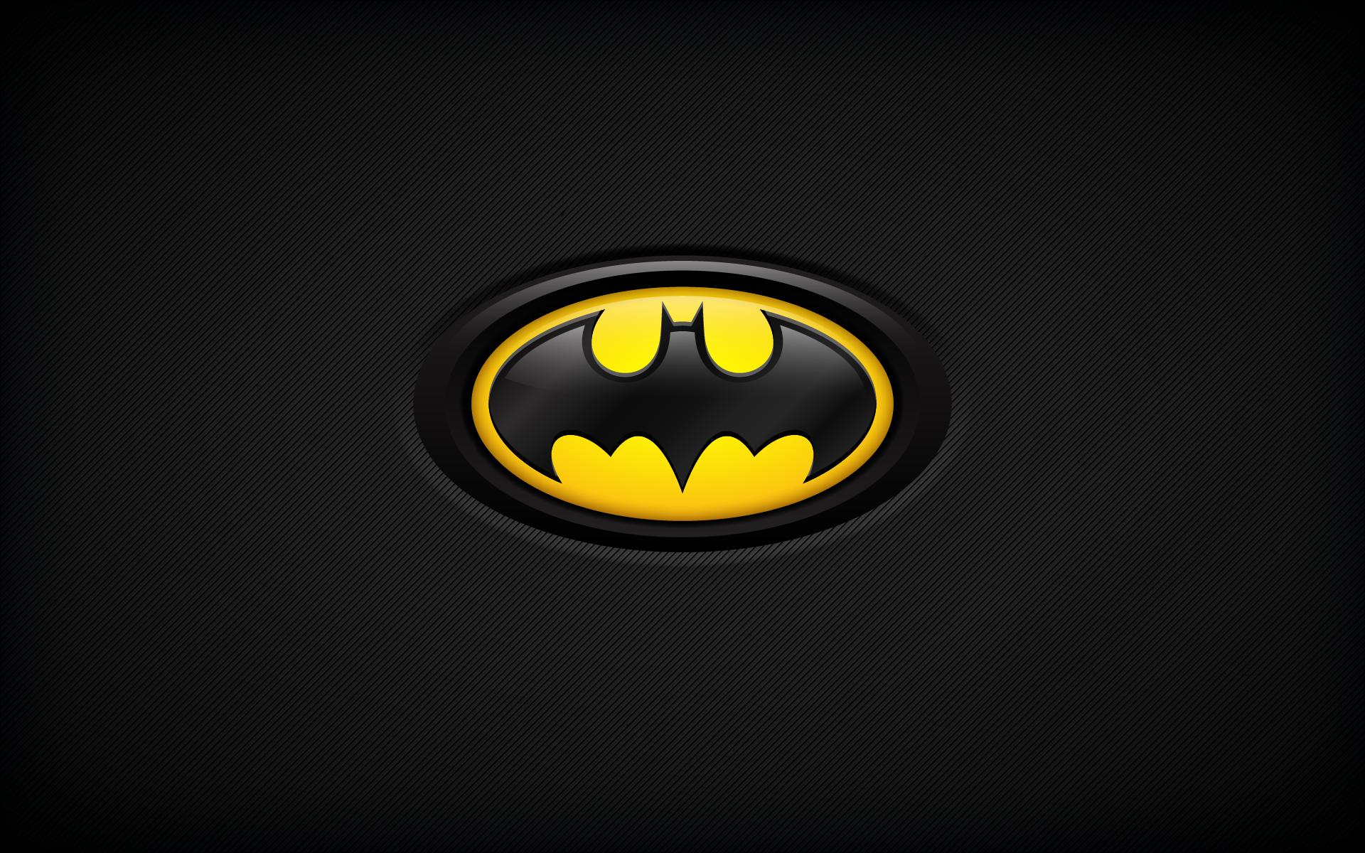Batman Dark Background Logo, HD Artist, 4k Wallpapers