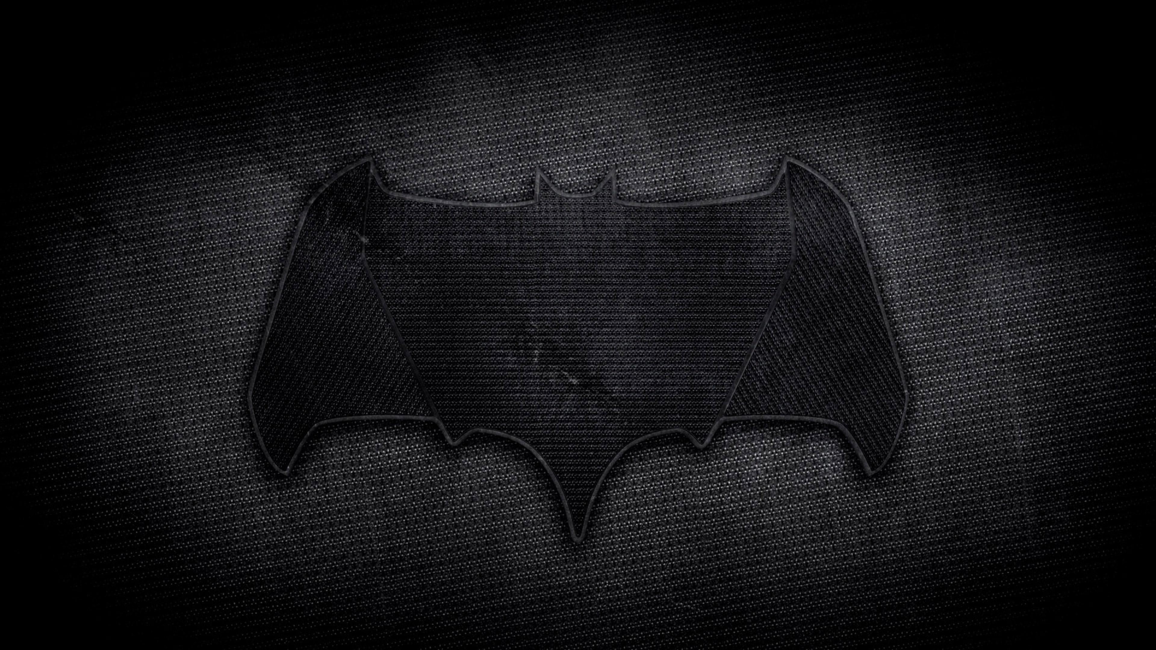 Batman Dark Leather Logo 1400x900 Resolution
