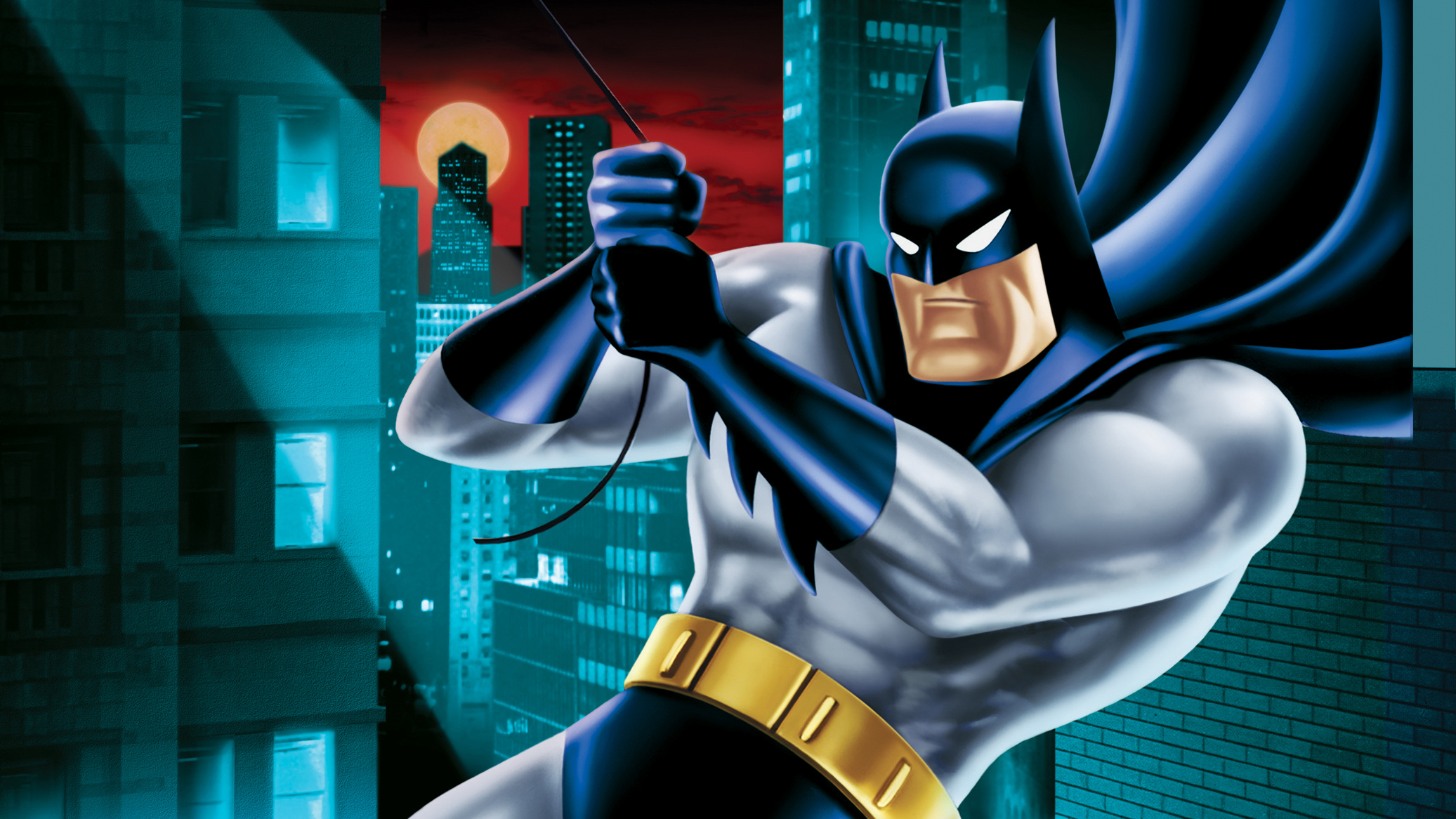 Batman The Animated Series New, HD Superheroes, 4k ...