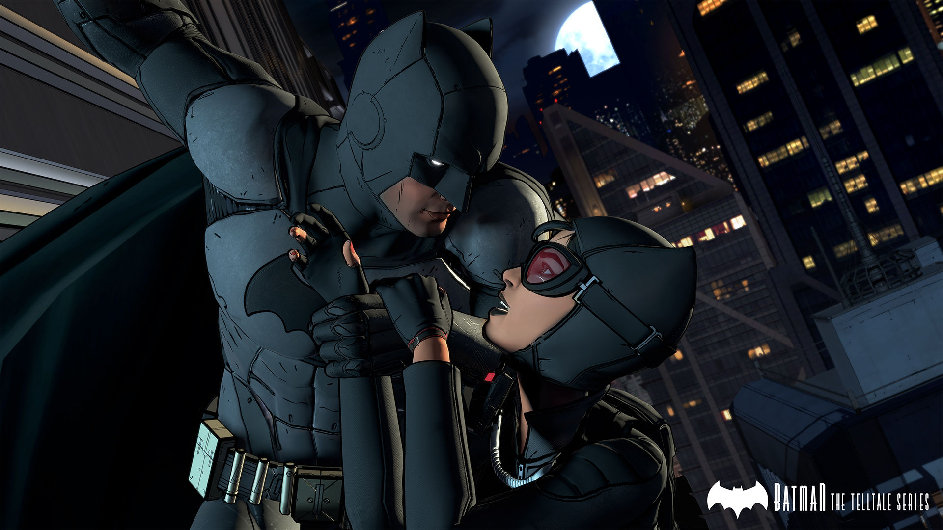 batman telltale wallpaper  Batman The Telltale Series Bruce And Selina, HD Games, 4k Wallpapers ...