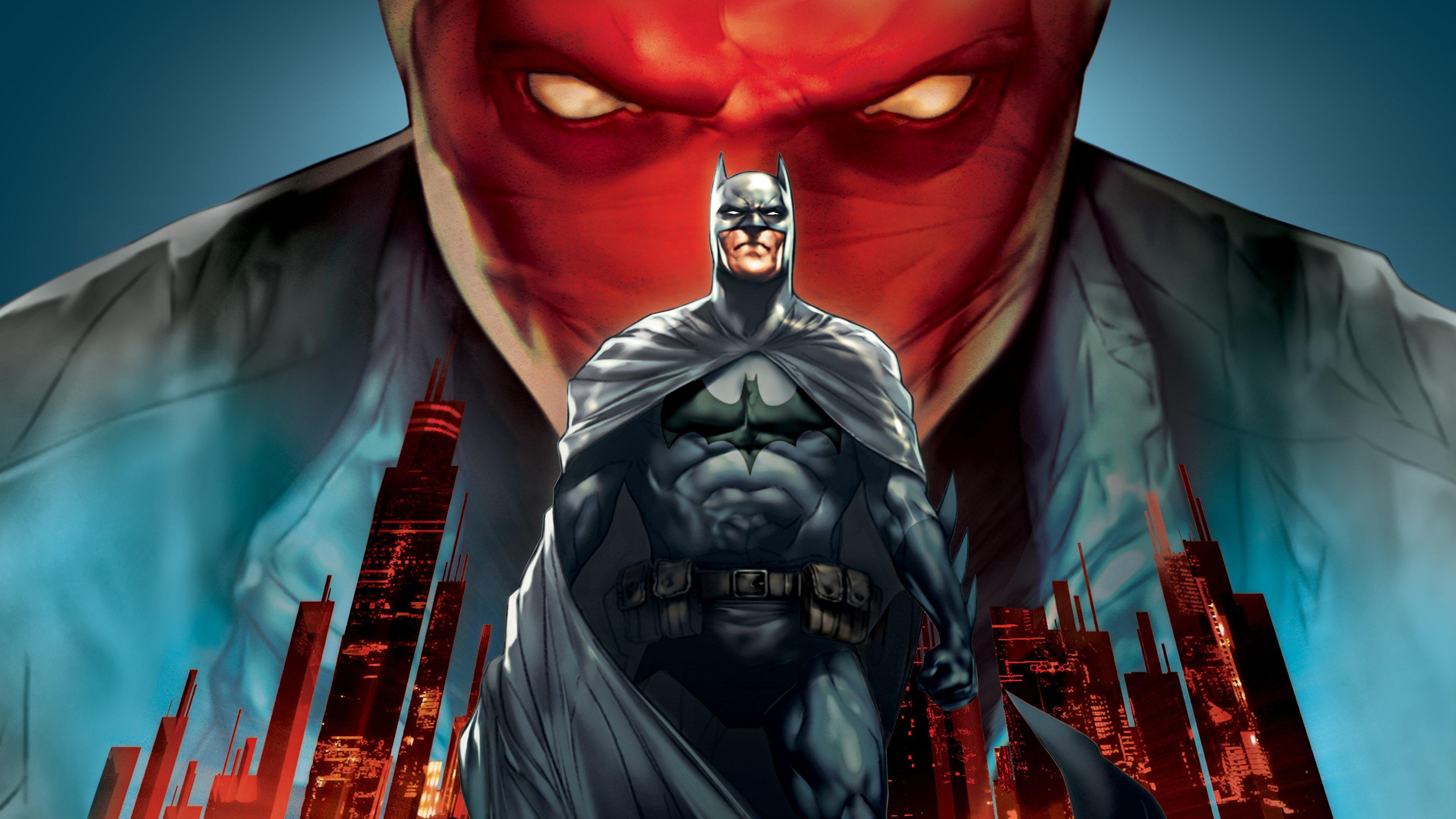 Batman Under The Red Hood, HD Superheroes, 4k Wallpapers ...