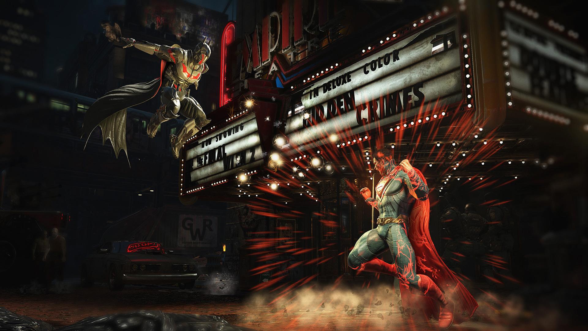Injustice 2 Superman Hd Games 4k Wallpapers Images: Batman V Superman Injustice 2, HD Games, 4k Wallpapers