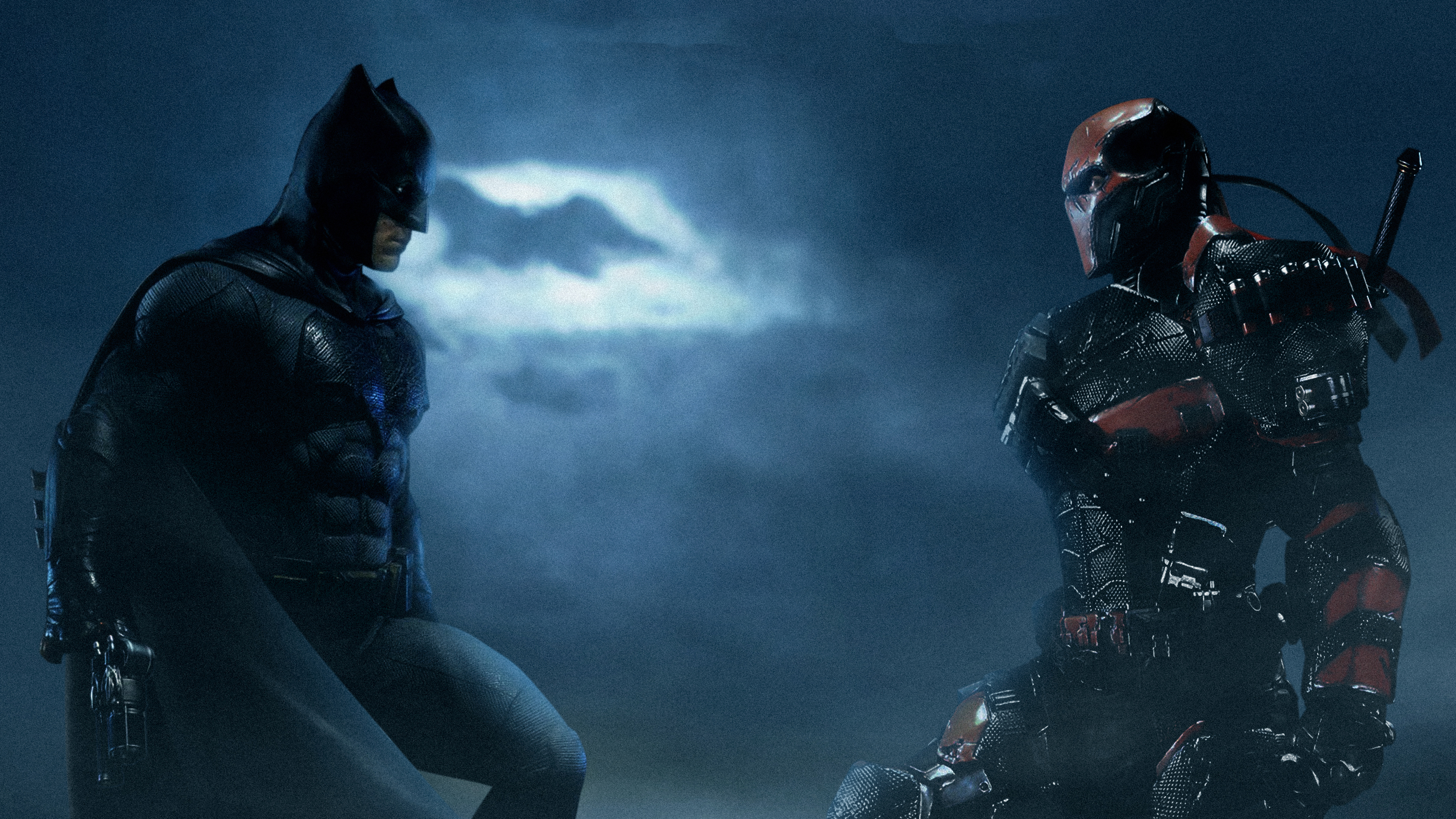 Batman Vs Deathstroke HD Superheroes 4k Wallpapers Images