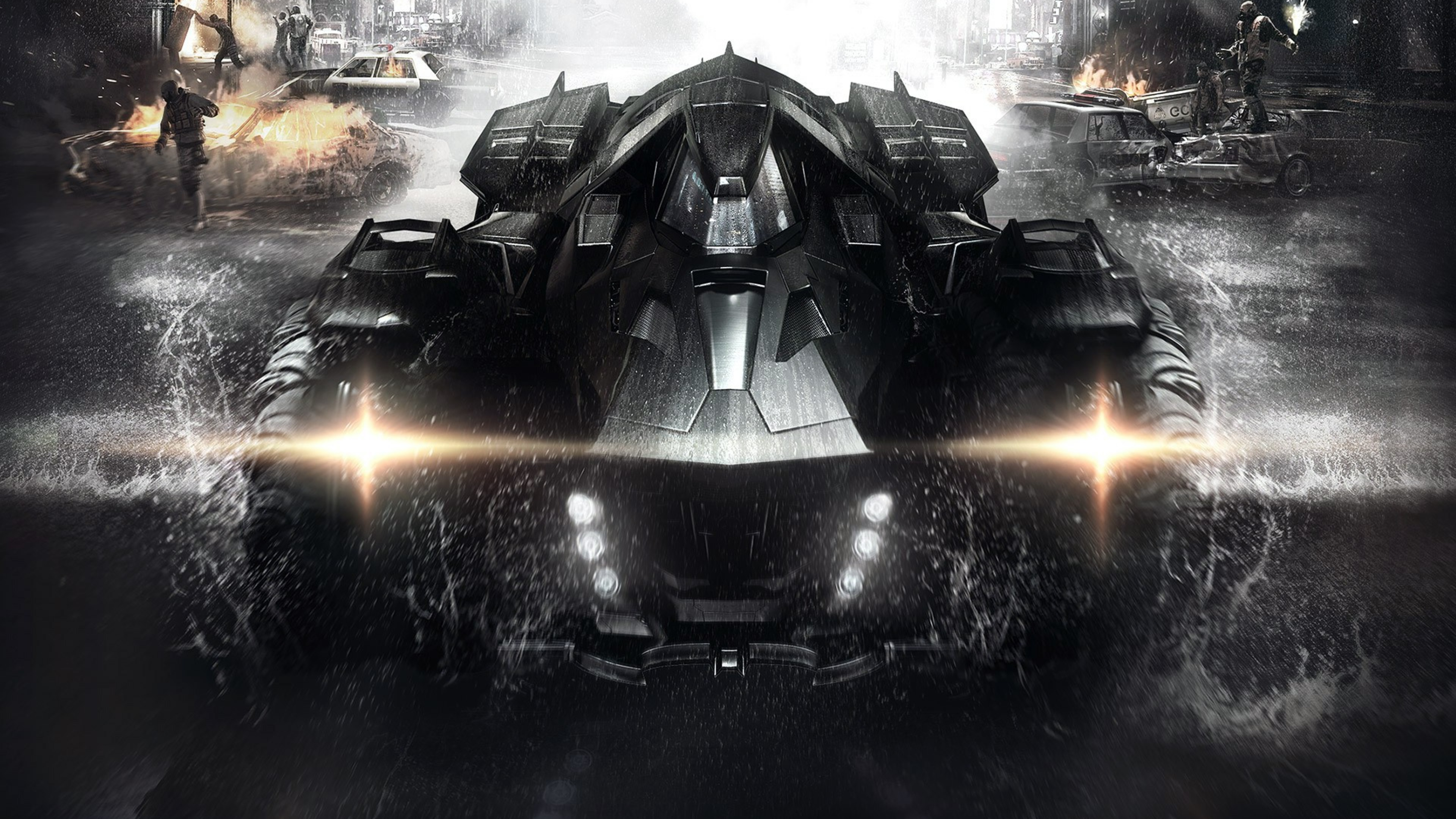 Batmobile, HD Games, 4k Wallpapers, Images, Backgrounds ...
