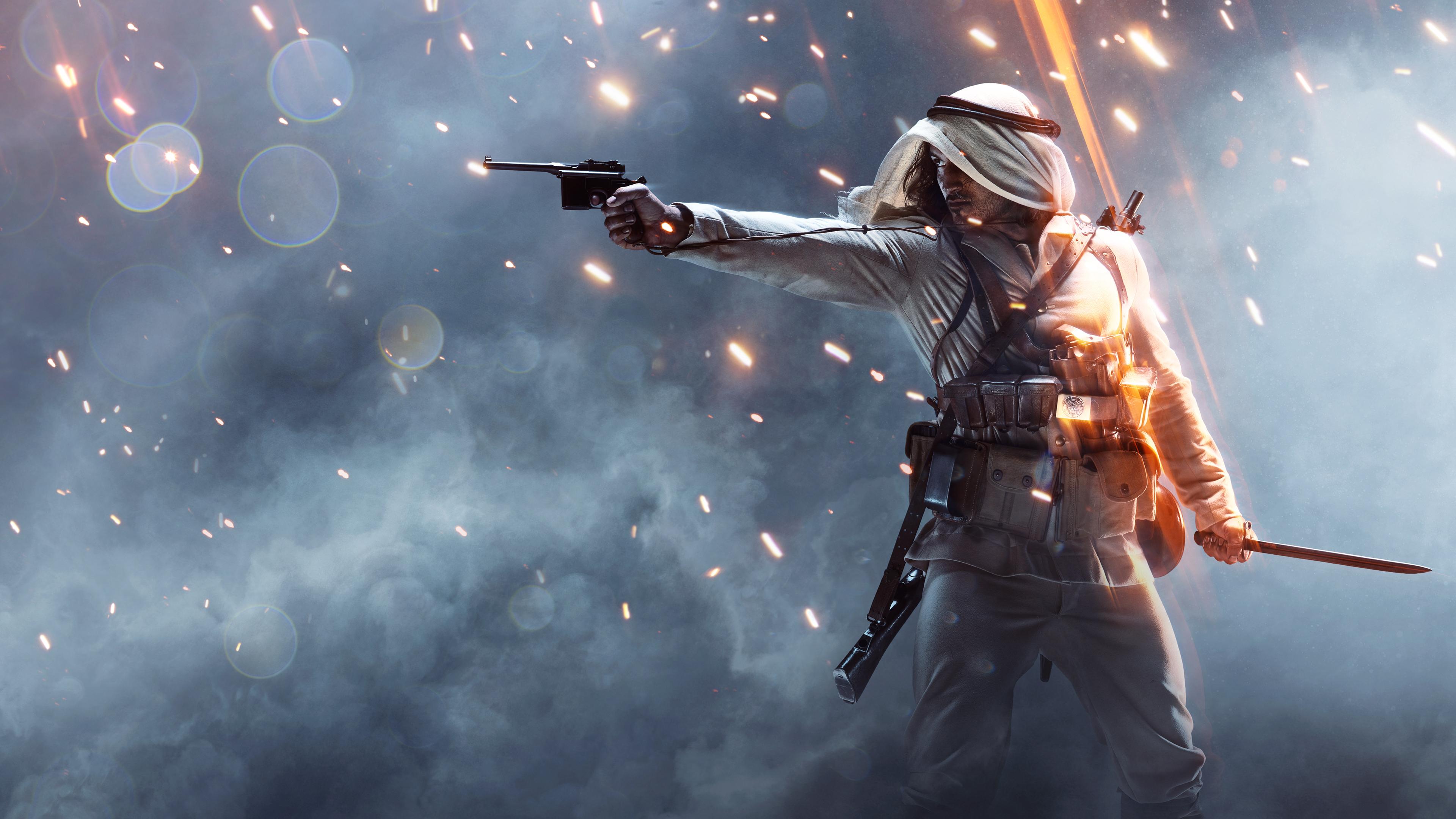 Battlefield 1 4k 2018, HD Games, 4k Wallpapers, Images ...