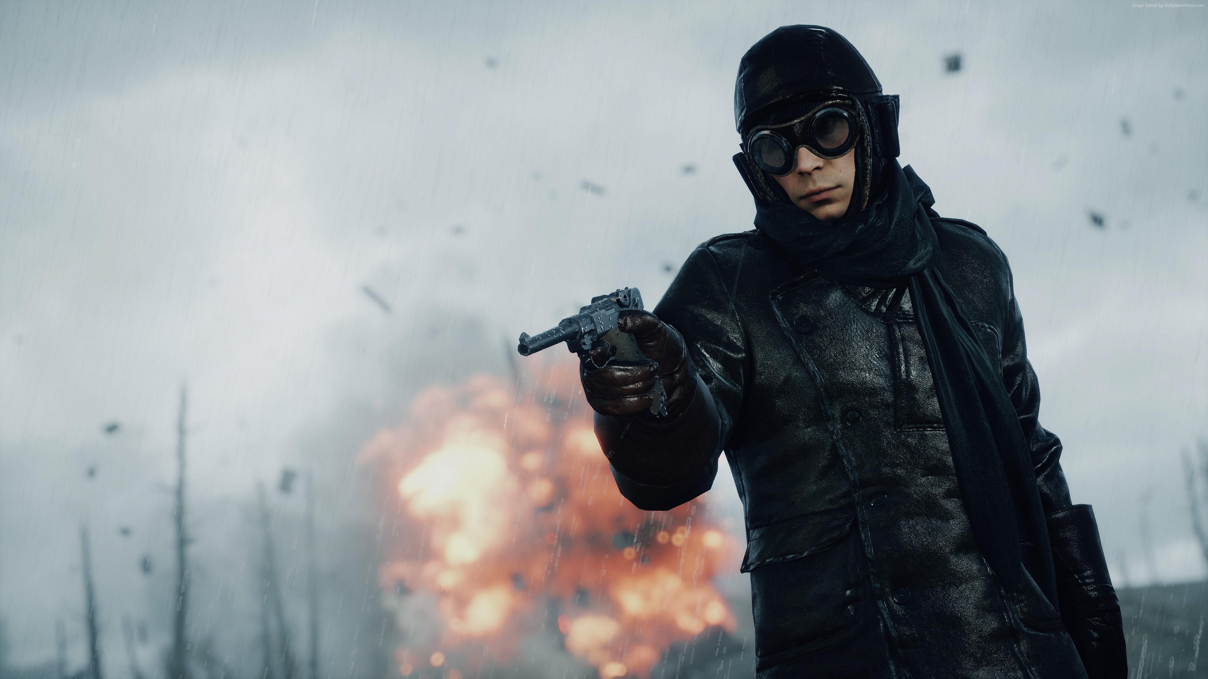 Battlefield 1 4k, HD Games, 4k Wallpapers, Images