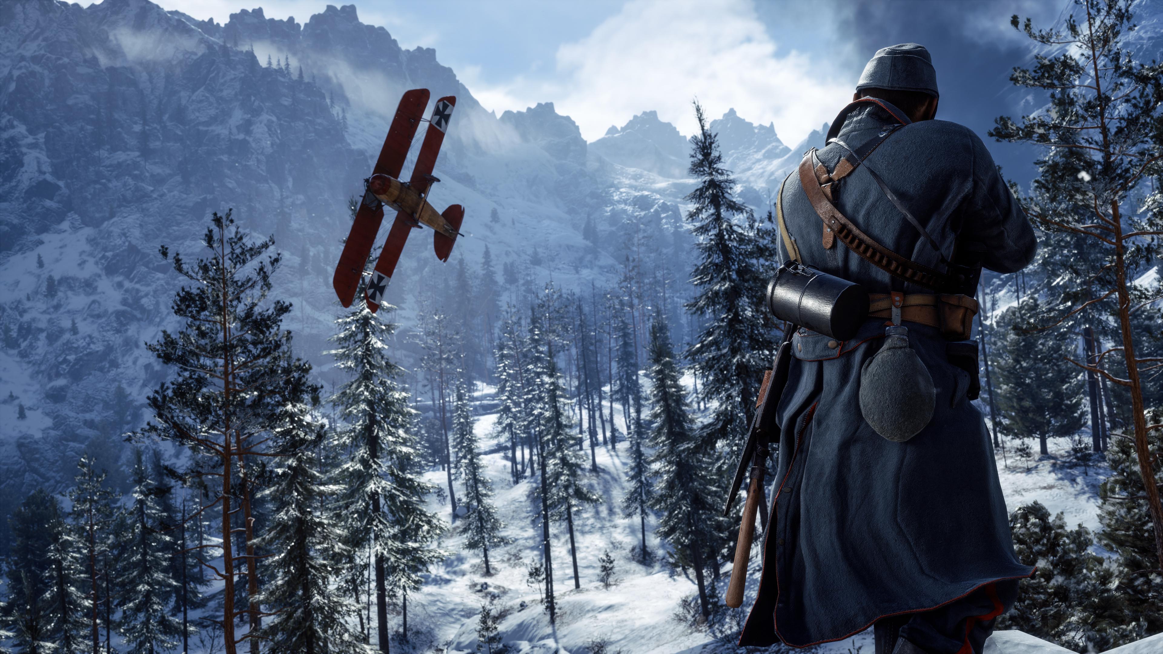 Battlefield 1 Feiert Ersten Geburtstag 4k, HD Games, 4k ...