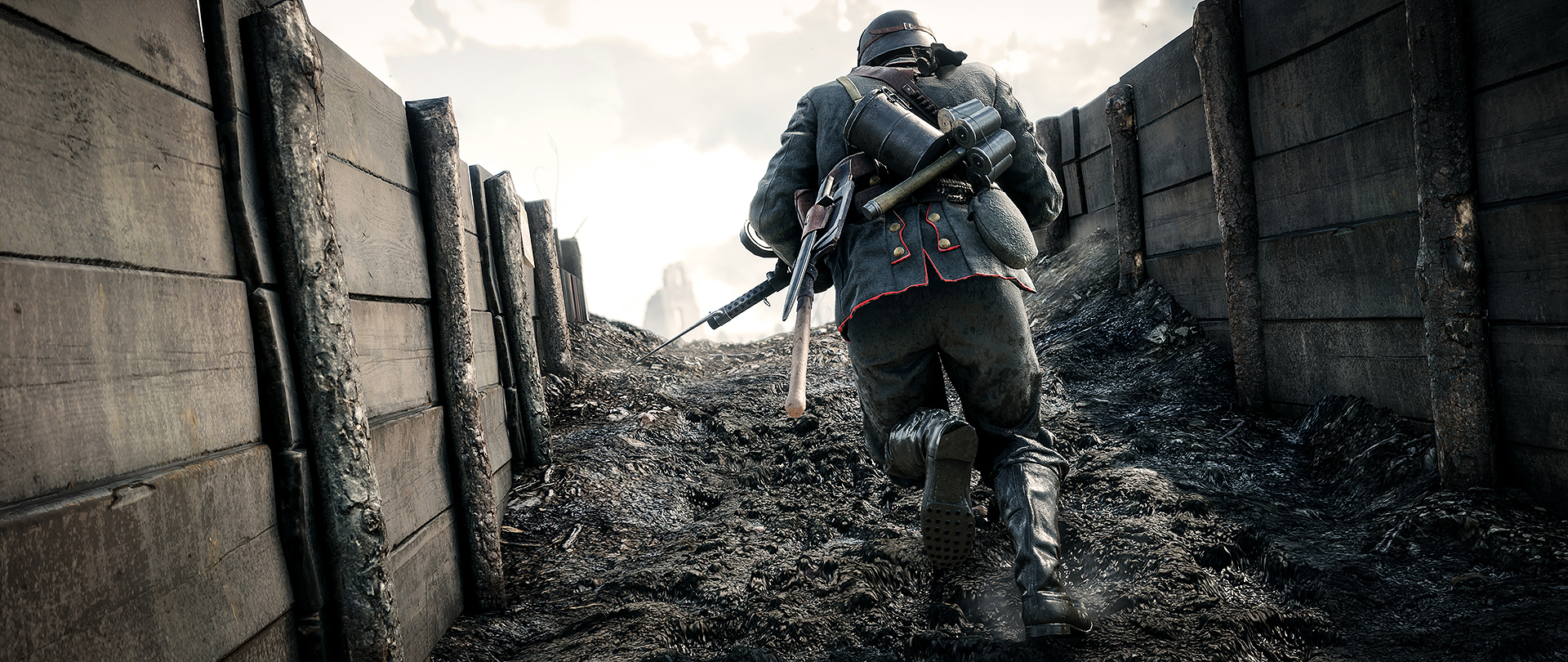 Battlefield 1 War Video Game Hd Wallpaper: 2048x1152 Battlefield 1 Full HD 2048x1152 Resolution HD 4k