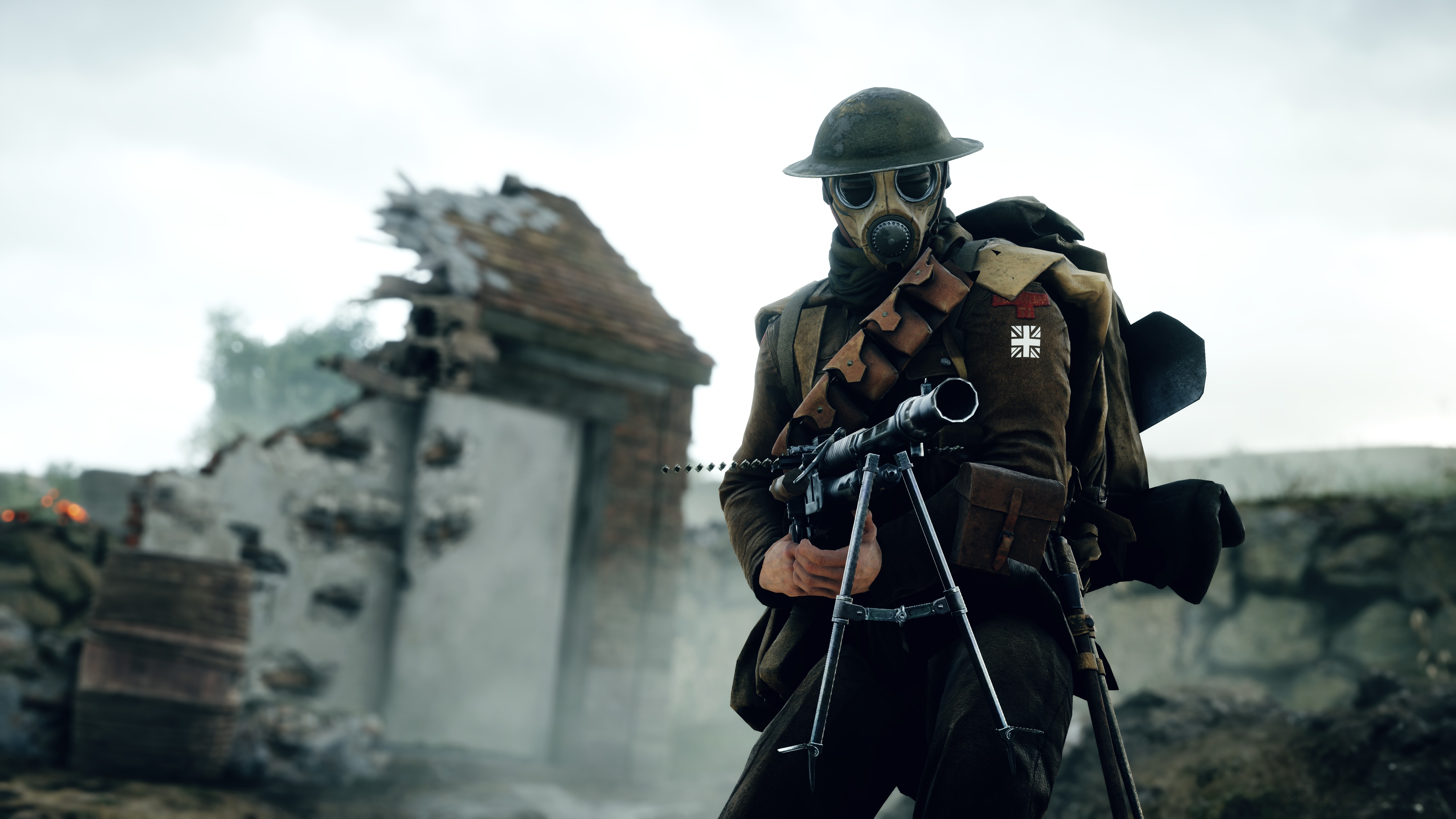 Battlefield 1 Soldier 4k, HD Games, 4k Wallpapers, Images ...