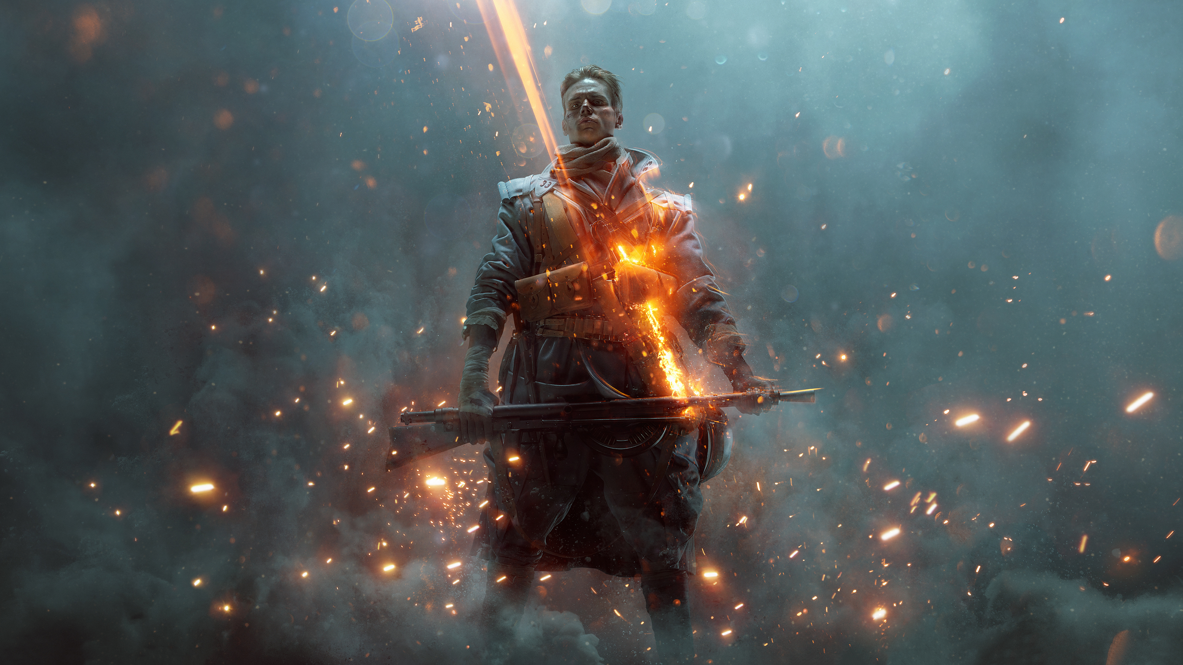 Battlefield 1 They Shall Not Pass 4k Hd Games 4k